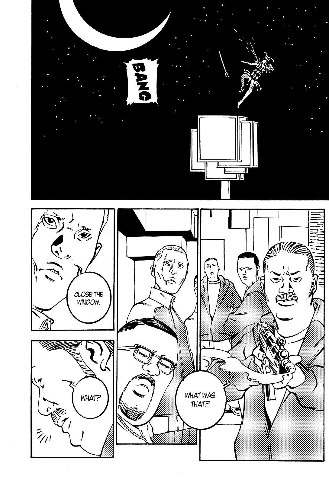 Deathco Vol.1 Chapter 1 : Reapers page 28 - Mangakakalots.com