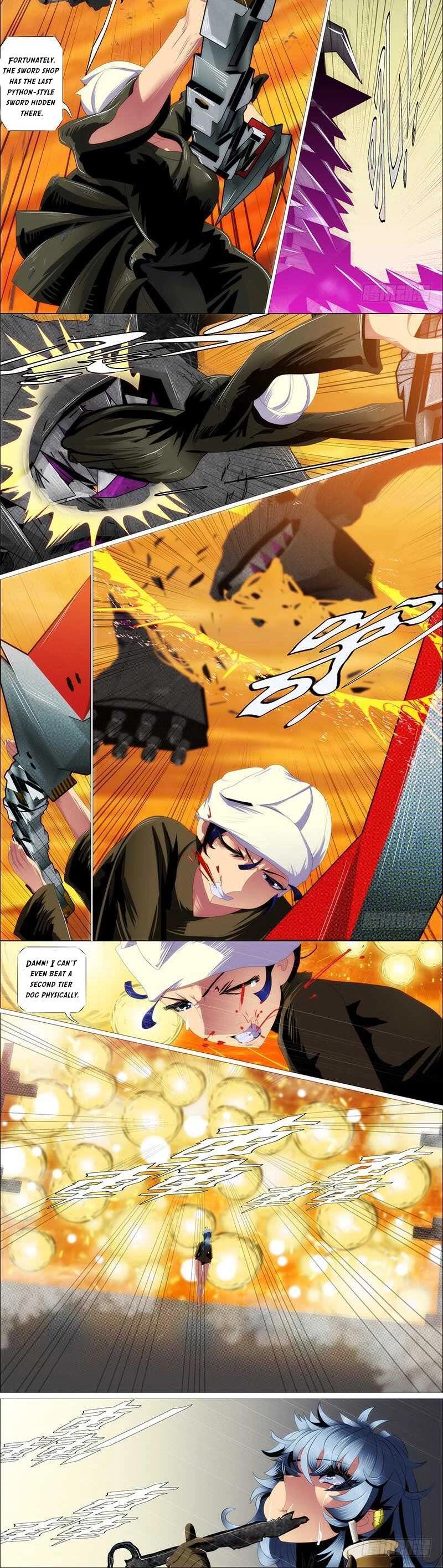 Iron Ladies Chapter 359 page 7 - Mangakakalot