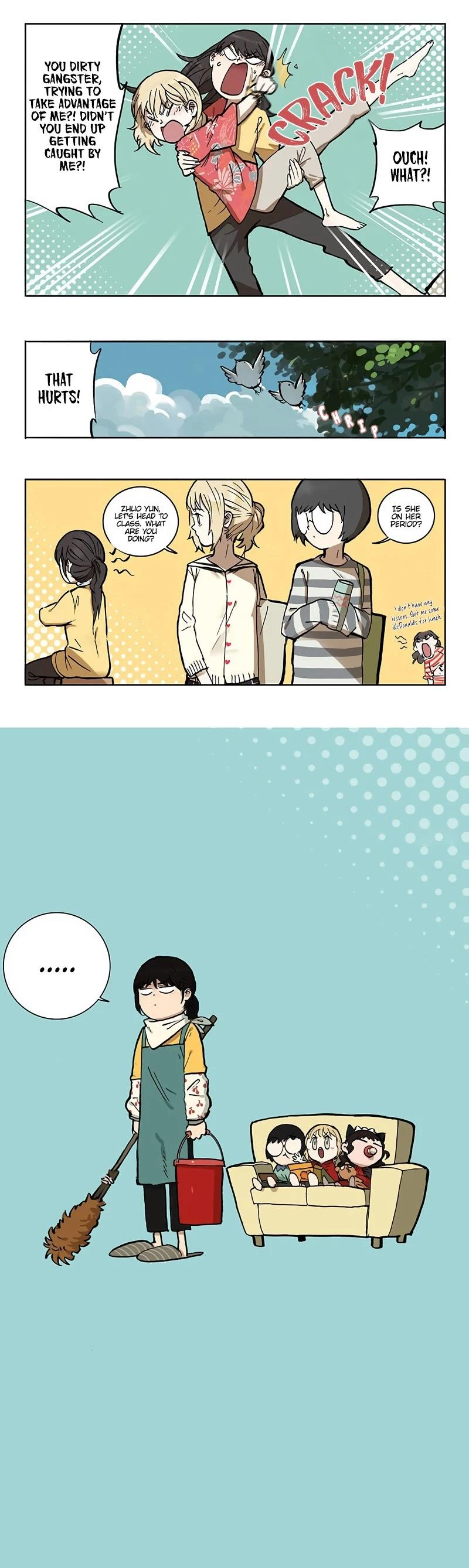 Zoo In The Dorm Chapter 14: The Elite Studio page 5 - Mangakakalots.com