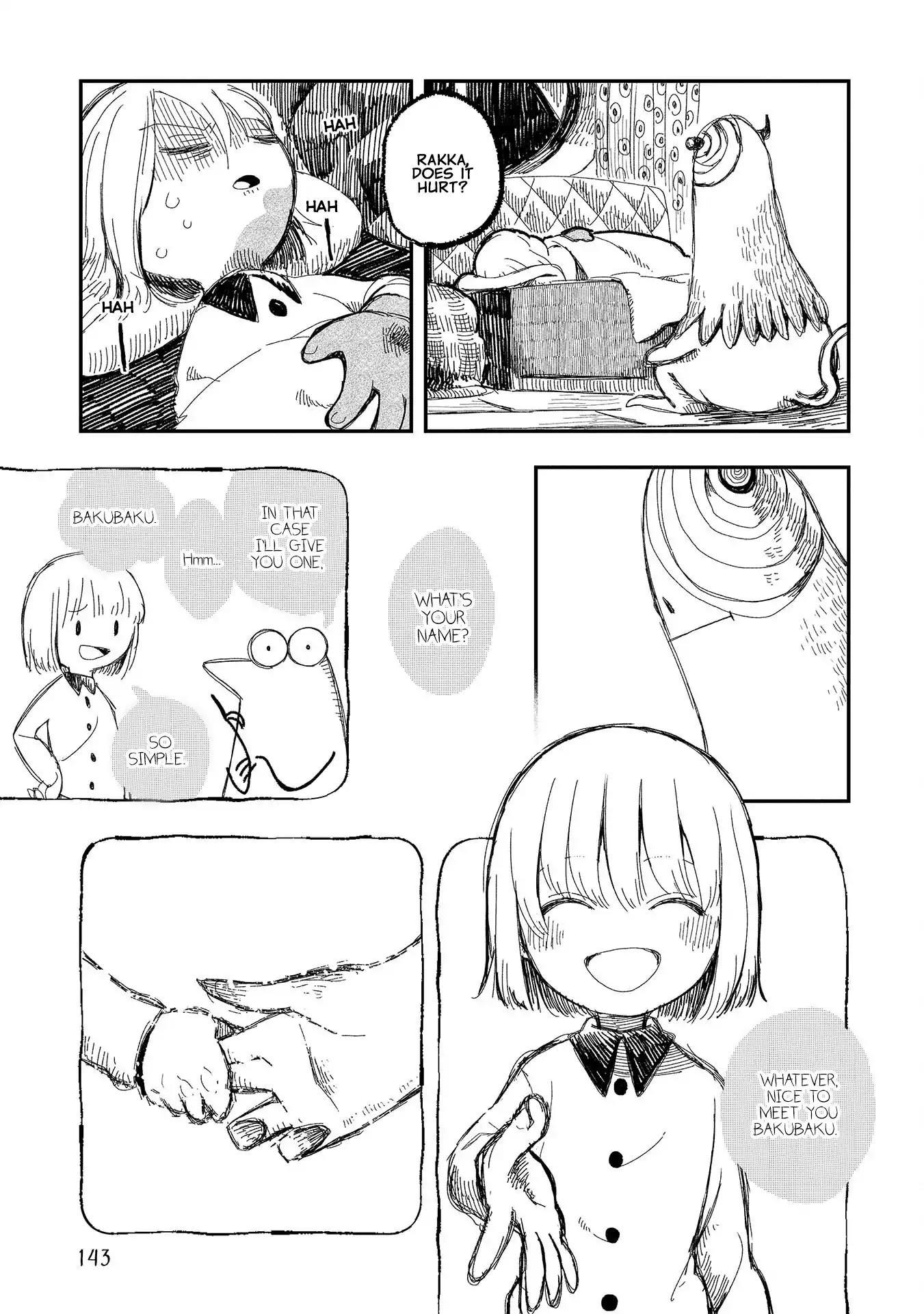 Rojica To Rakkasei Chapter 6: Bakubaku The Monster page 25 - Mangakakalots.com