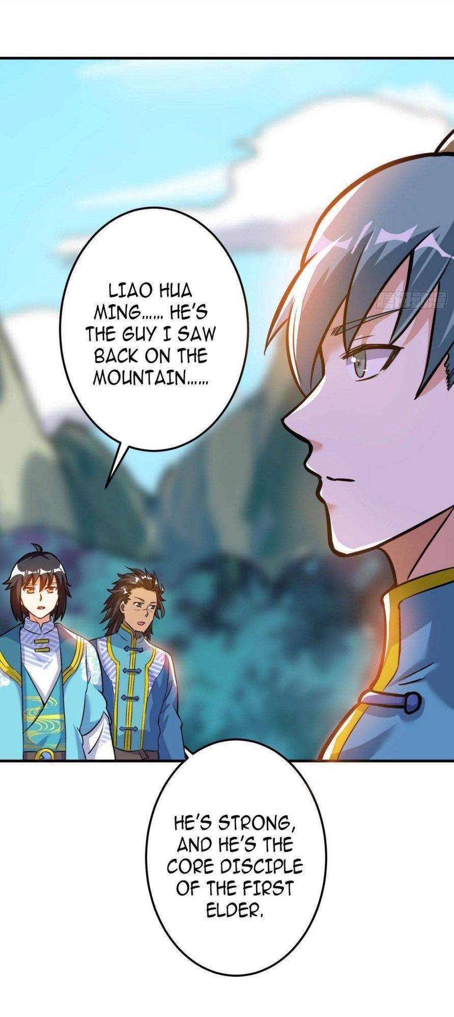 Divine Emperor Chapter 36 page 16 - Mangakakalots.com