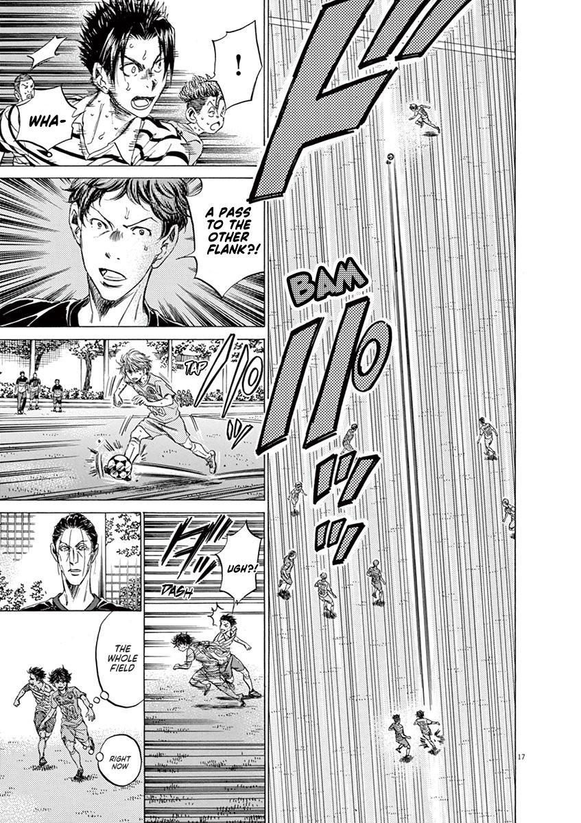 Ao Ashi Vol.11 Chapter 112: Awakening page 16 - Mangakakalots.com