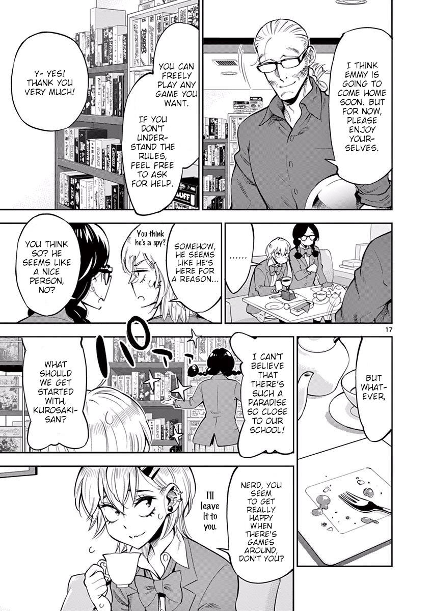 After School Dice Club Vol.8 Chapter 50: The Magic That Binds Us Together page 17 - Mangakakalots.com