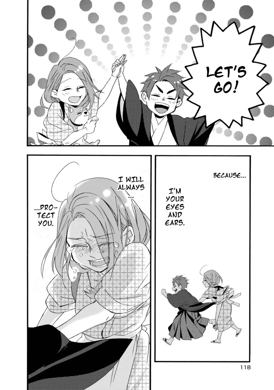 Will You Marry Me Again If You Are Reborn? Chapter 4: Promised Boy page 30 - Mangakakalots.com