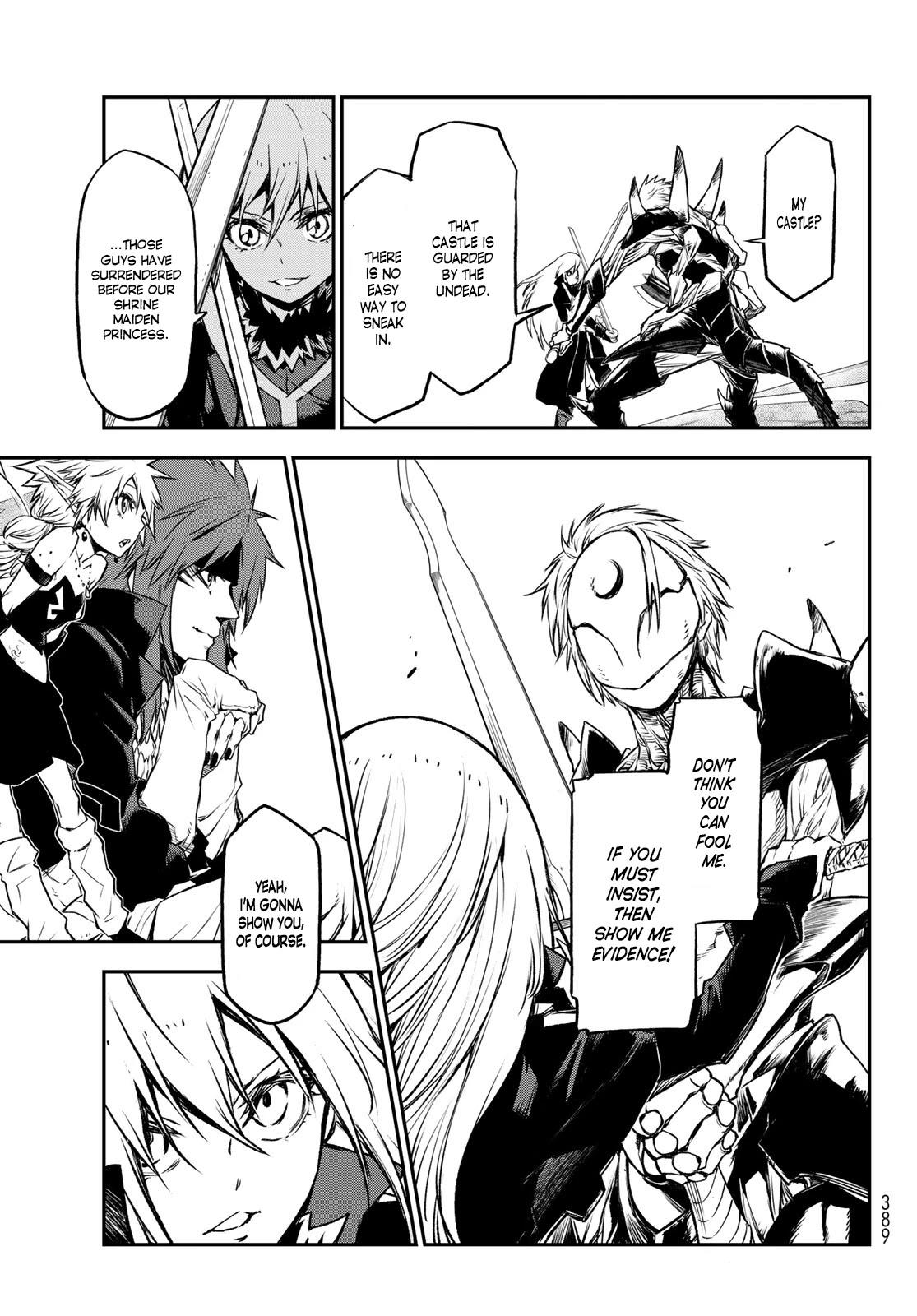 Tensei Shitara Slime Datta Ken Chapter 84 page 5 - Mangakakalots.com