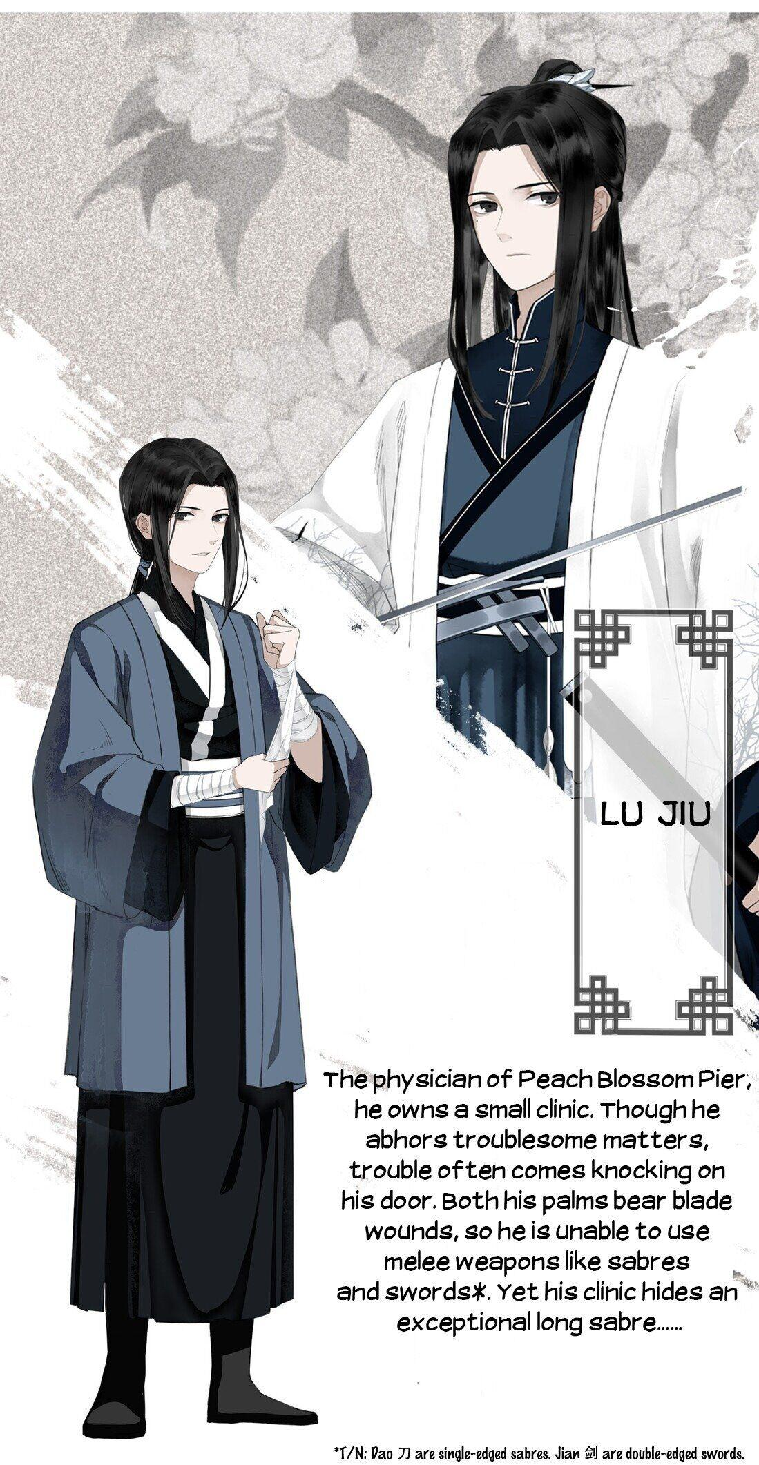 I Accidentally Saved The Jianghu'S Enemy Chapter 0 page 12 - Mangakakalots.com
