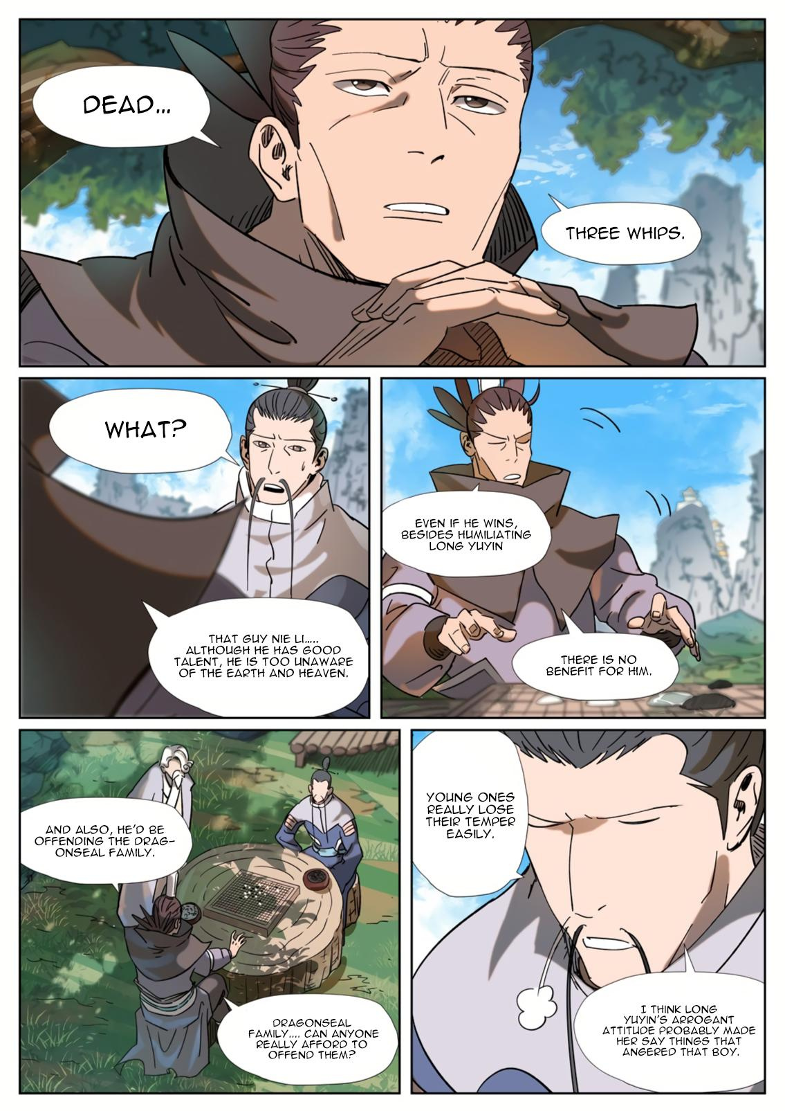 Tales Of Demons And Gods Chapter 314.1 page 5 - Mangakakalots.com