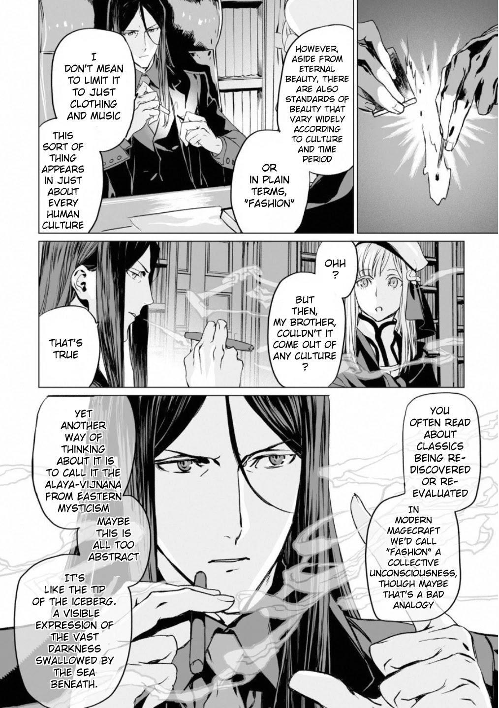 Lord El-Melloi Ii-Sei No Jikenbo Chapter 15 page 36 - Mangakakalots.com