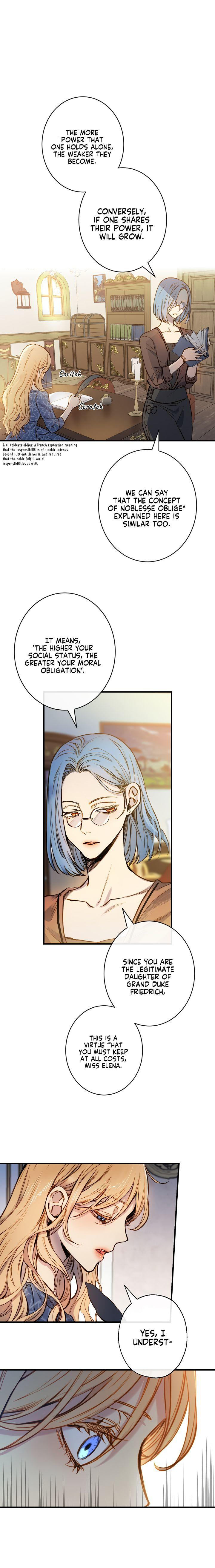 Shadow Queen Chapter 11 page 2 - Mangakakalots.com