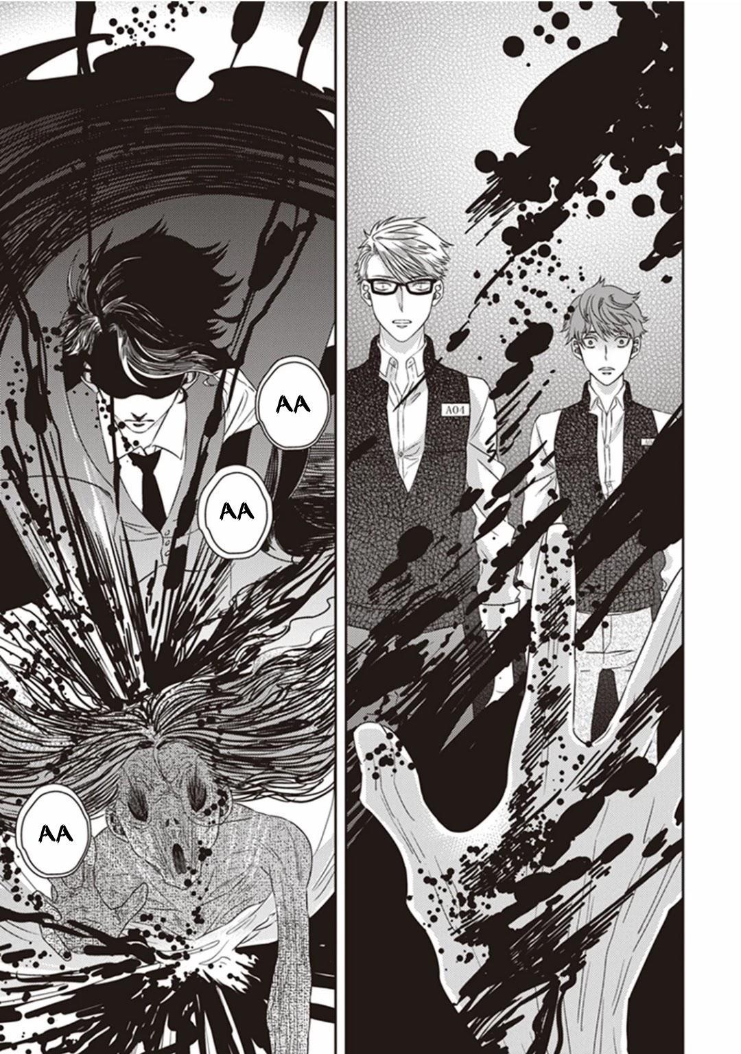 Midnight Occult Civil Servants Chapter 11.2: Demon And Sense Of Loss (Part 4) page 10 - Mangakakalots.com