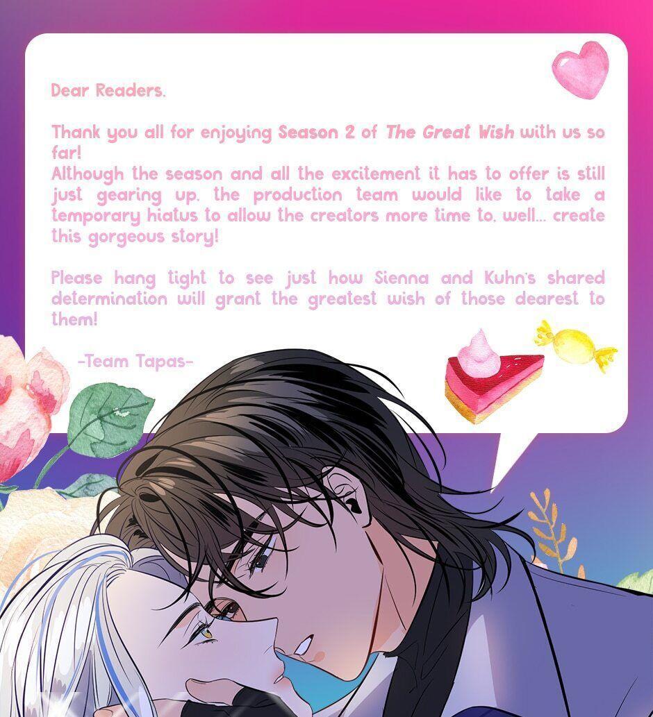 The Great Wish Chapter 98 page 64 - Mangakakalots.com