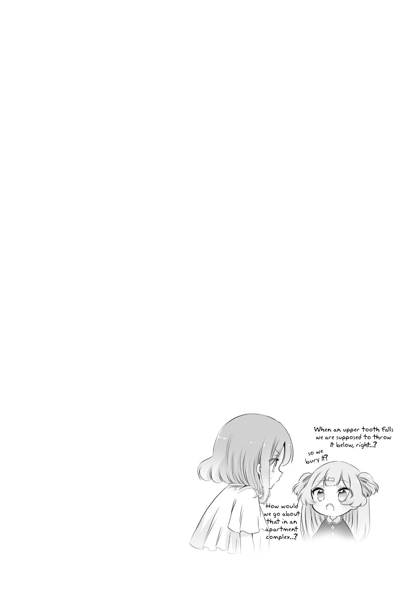 Onee-San Wa Joshi Shougakusei Ni Kyoumi Ga Arimasu. Chapter 37: How To Not Scratch An Itch page 26 - Mangakakalots.com