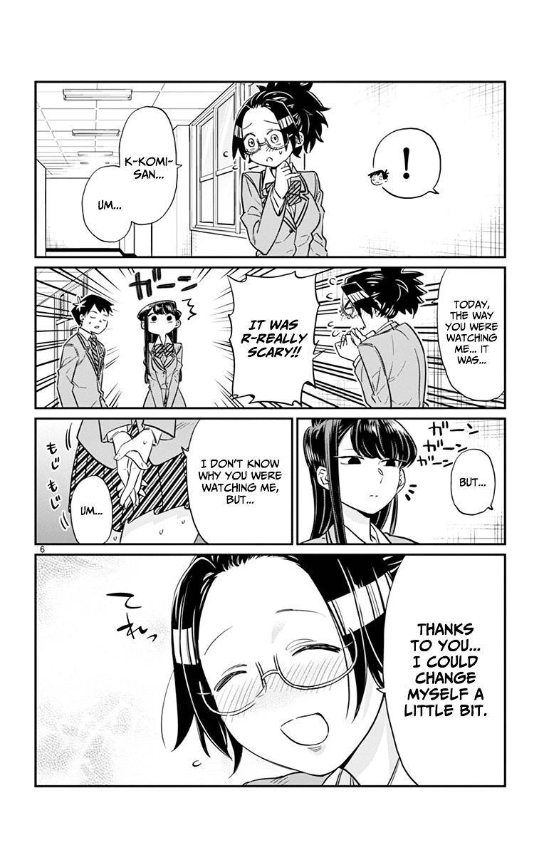 Komi-San Wa Komyushou Desu Vol.1 Chapter 14: Stage Fright page 16 - Mangakakalot