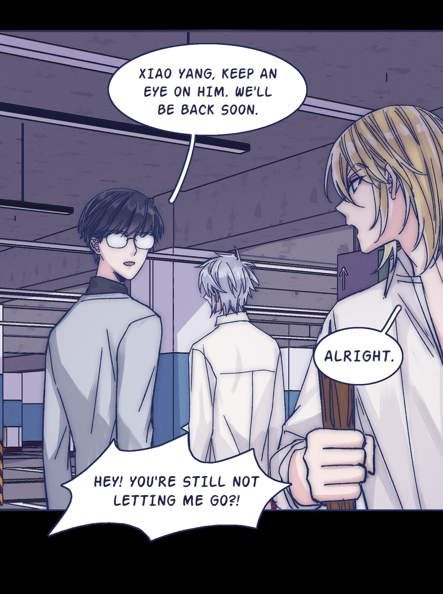 Offering My Neck To You Chapter 21: Can't Keep Calm Of Anything That Implicates Him page 20 - Mangakakalots.com
