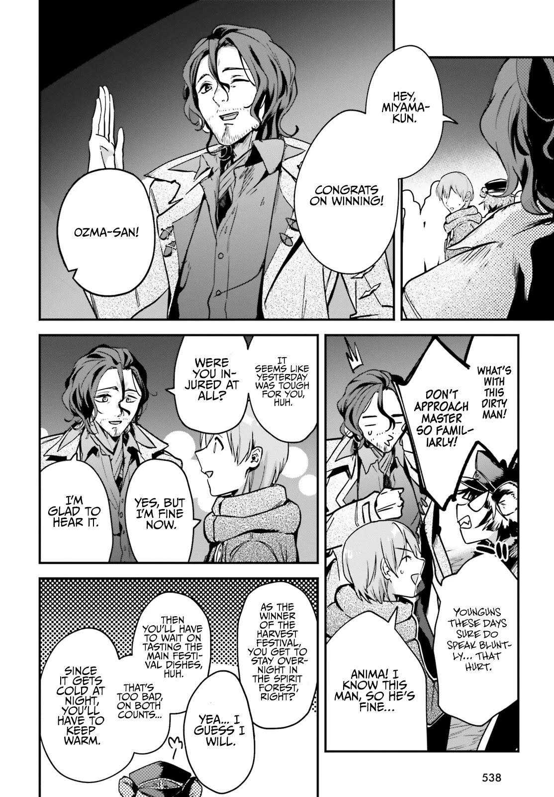 I Was Caught Up In A Hero Summoning, But That World Is At Peace Chapter 26 page 32 - Mangakakalots.com