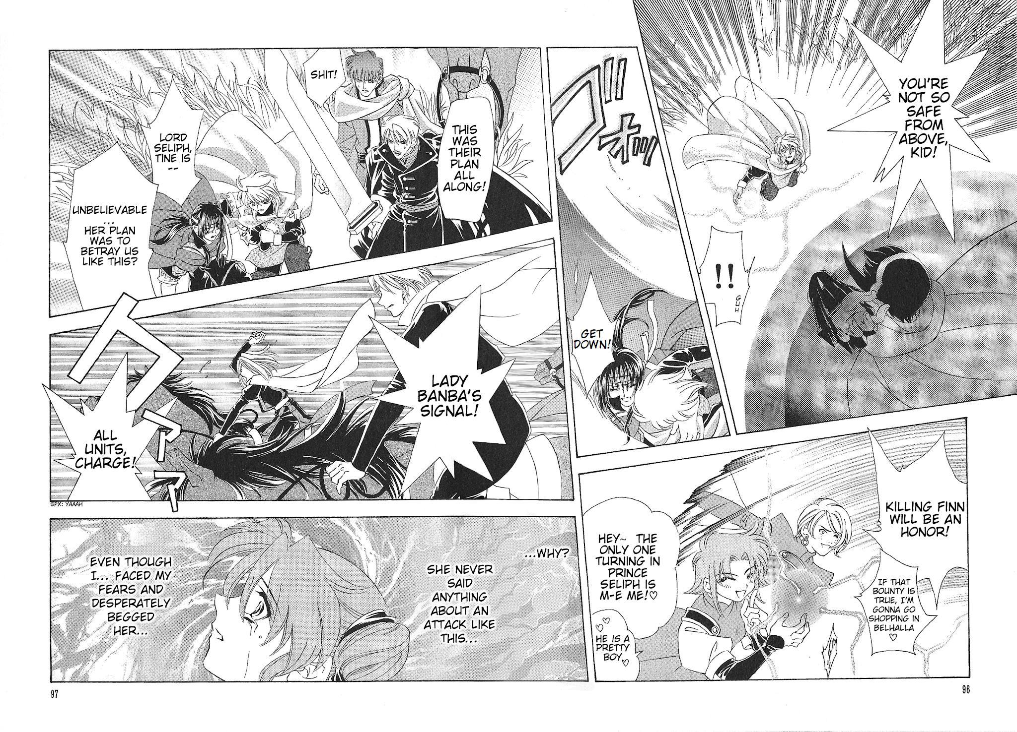 Fire Emblem: Seisen No Keifu Chapter 71 page 11 - Mangakakalots.com