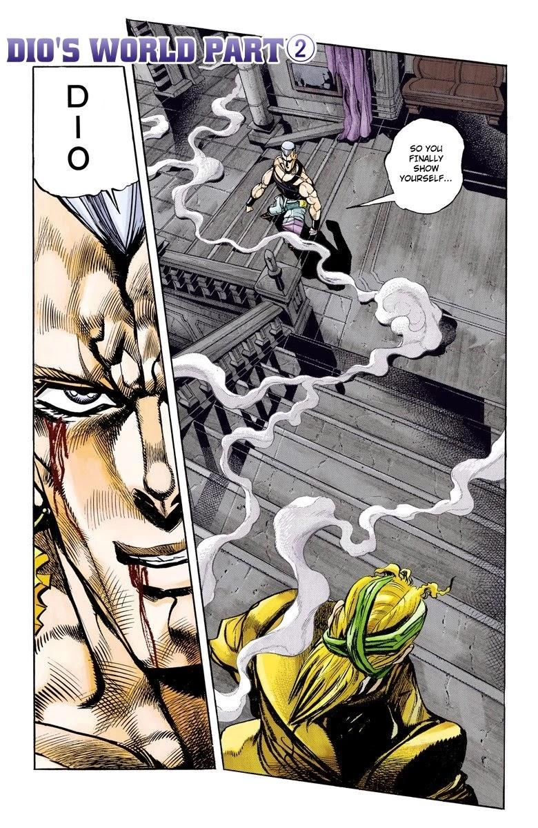 Oingo Boingo Brothers Adventure Chapter 135: Dio's World Part 2 page 2 - Mangakakalots.com