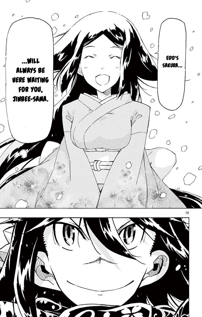 Joujuu Senjin!! Mushibugyo Vol.25 Chapter 242: Setoff (Final Part) page 14 - Mangakakalots.com