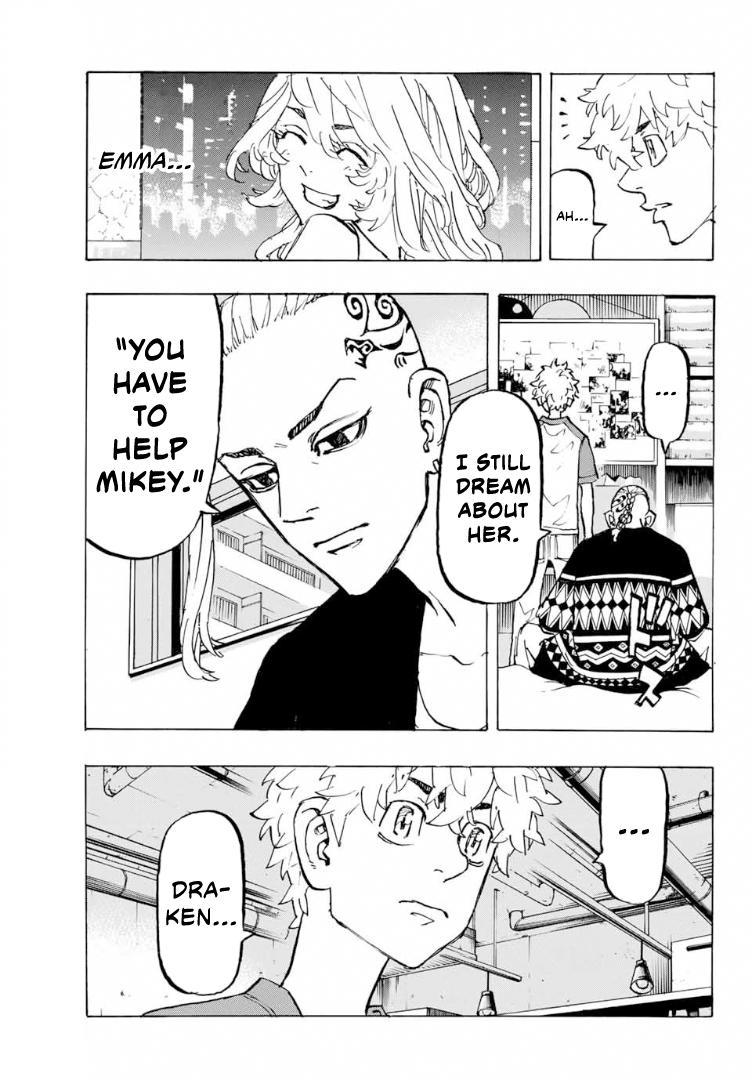 Tokyo Manji Revengers Chapter 217: Have Never Seen Anything Like It page 11 - Mangakakalots.com