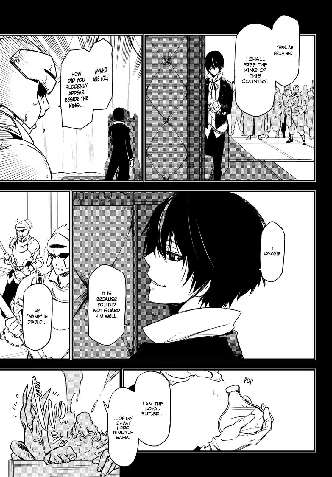 Tensei Shitara Slime Datta Ken Chapter 88: A Demon And A Plot page 21 - Mangakakalots.com