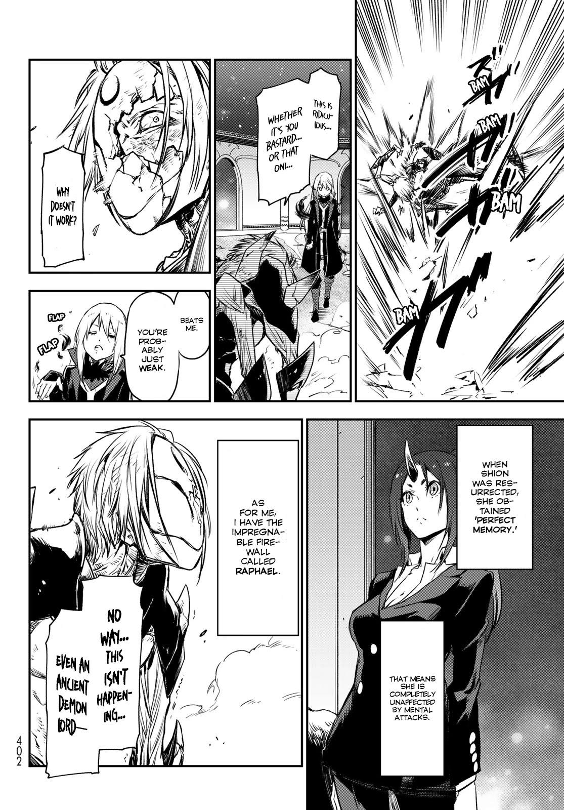 Tensei Shitara Slime Datta Ken Chapter 84 page 17 - Mangakakalots.com