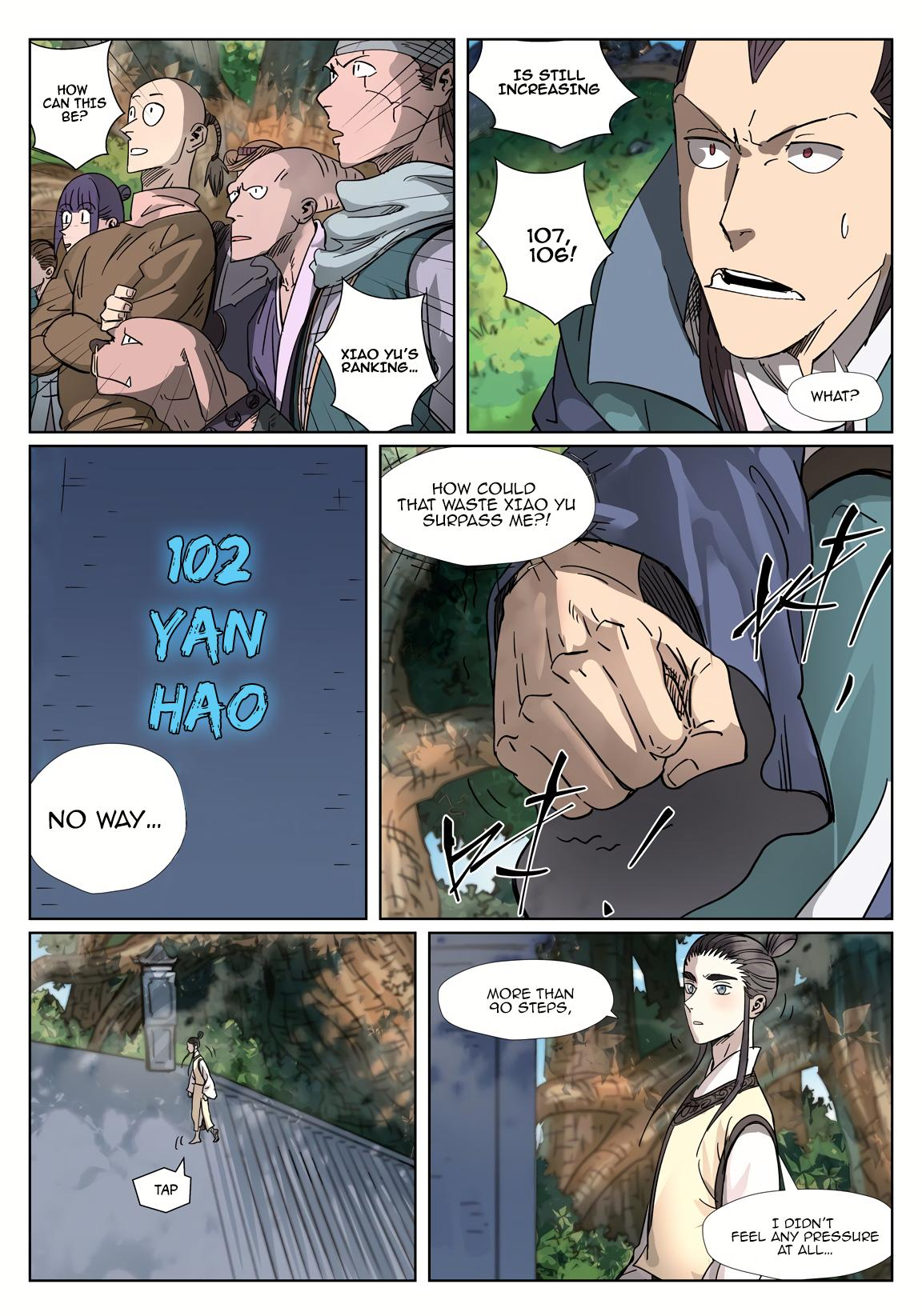 Tales Of Demons And Gods Chapter 311 page 7 - Mangakakalots.com