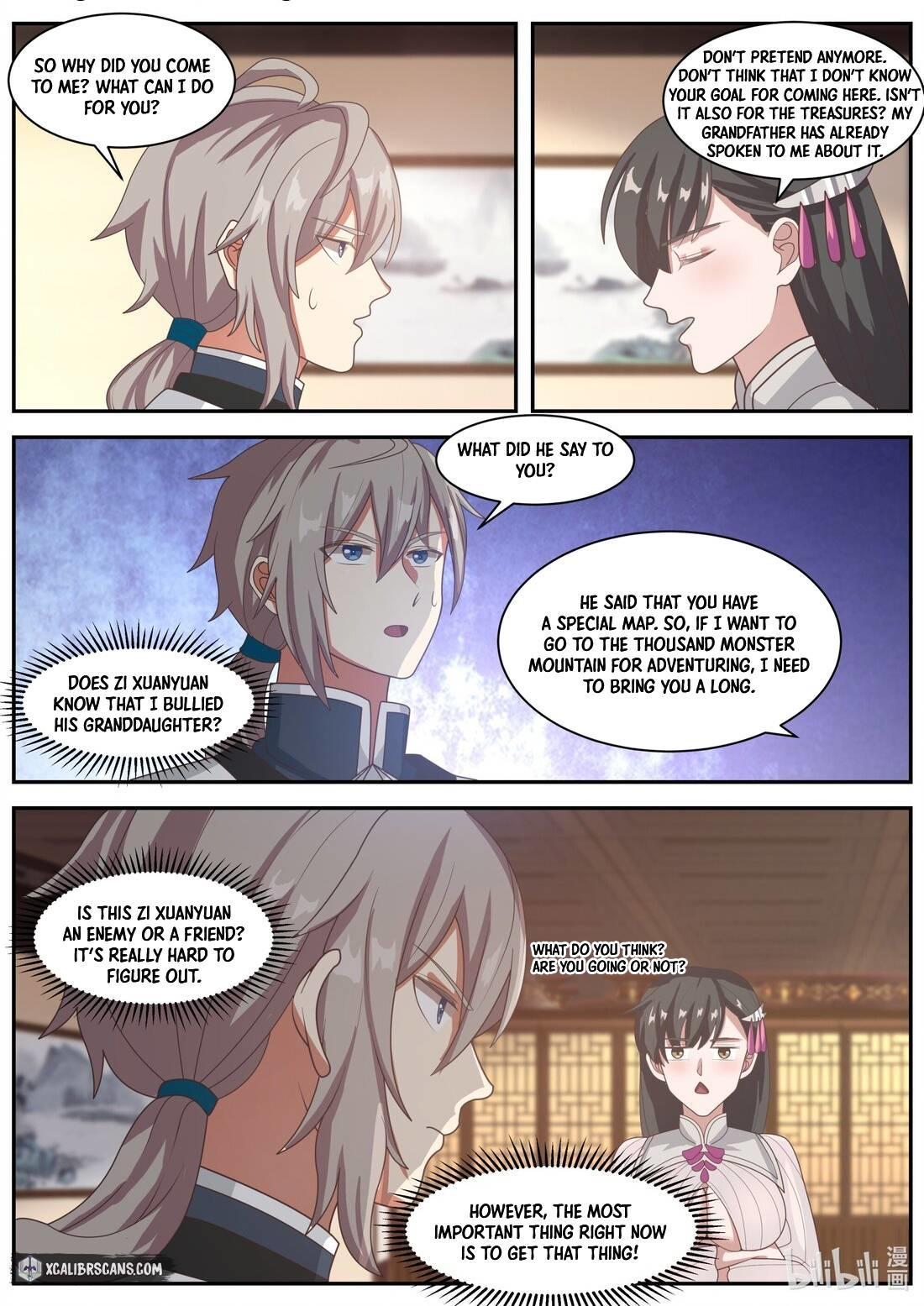 Martial God Asura Chapter 297 page 2 - Mangakakalots.com