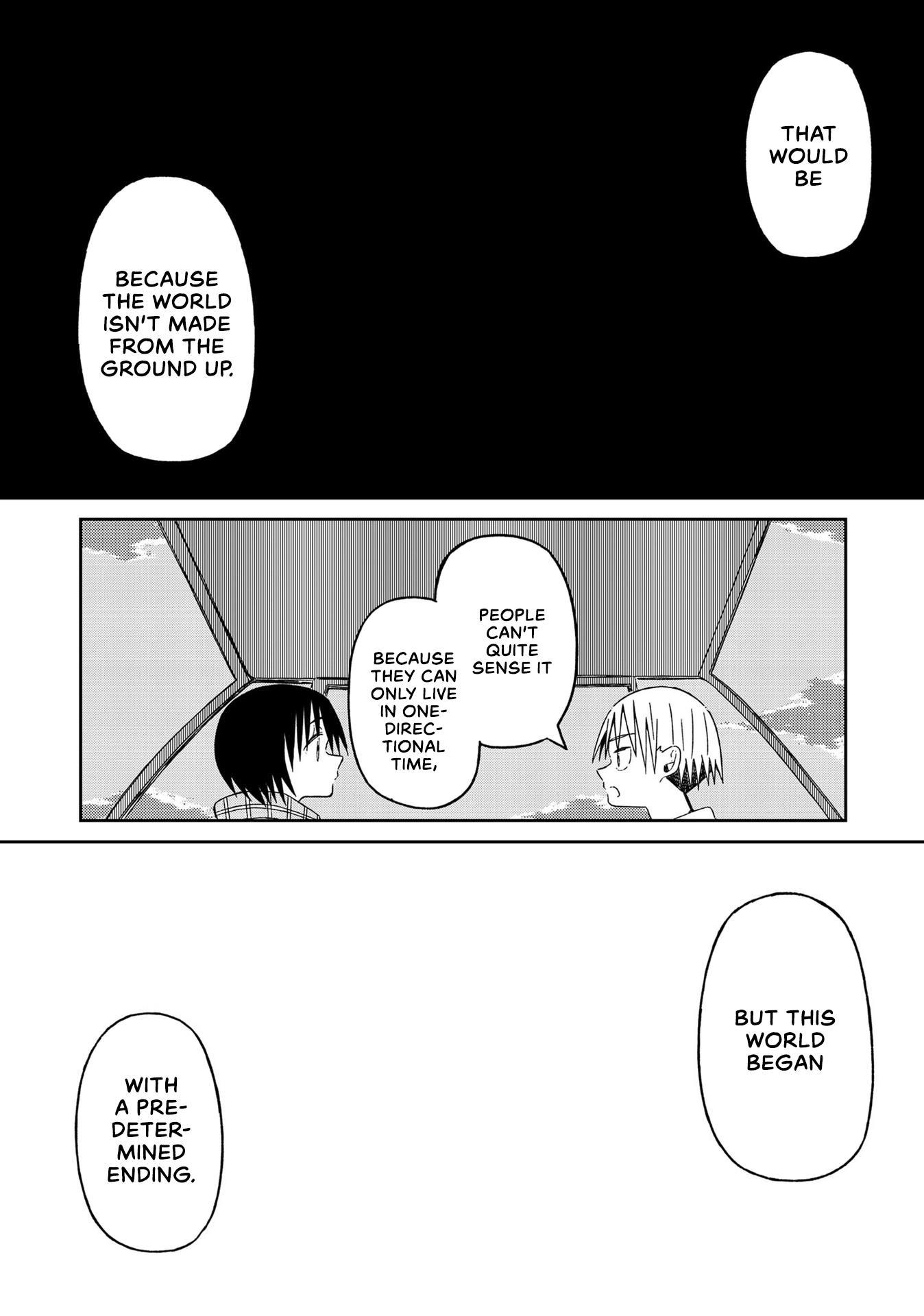 Supernova Wa Kiss No Mae Ni Vol.2 Chapter 15: Scared, Hurt, And Pathetic, Yet Precious page 17 - Mangakakalots.com