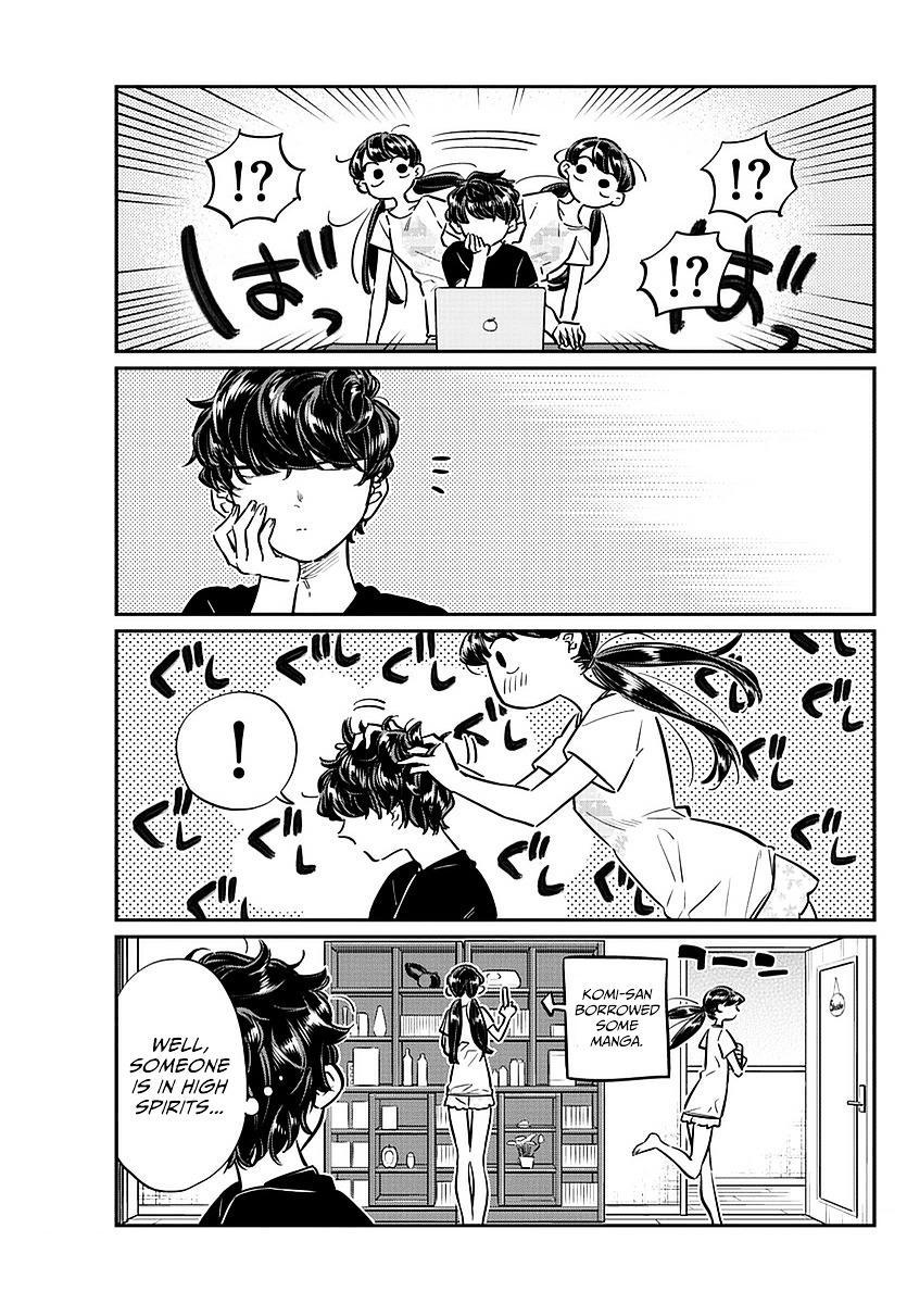 Komi-San Wa Komyushou Desu Vol.4 Chapter 49: A Hot Day page 11 - Mangakakalot