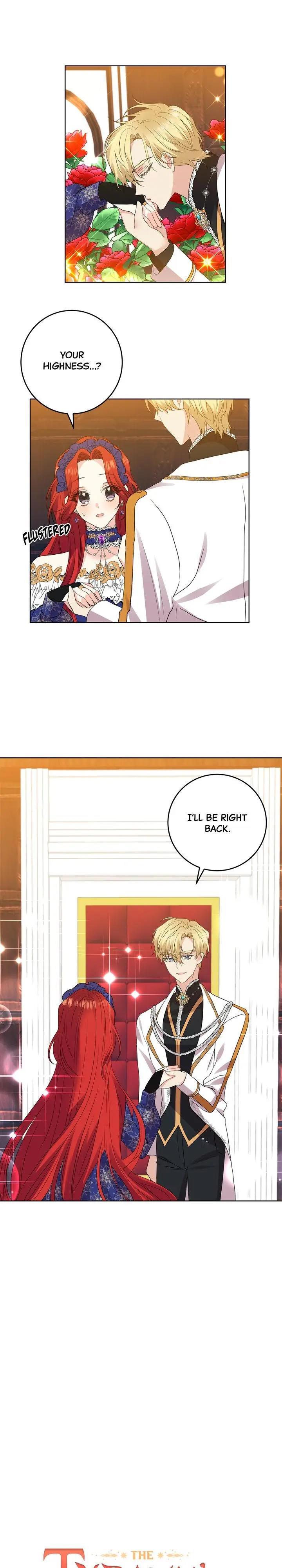 I'Ll Become The Tyrant'S Tutor Chapter 31 page 8 - Mangakakalots.com