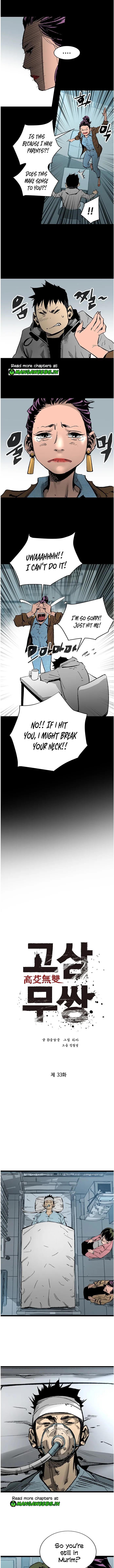 Gosam Mussang Chapter 33 page 10 - Mangakakalots.com