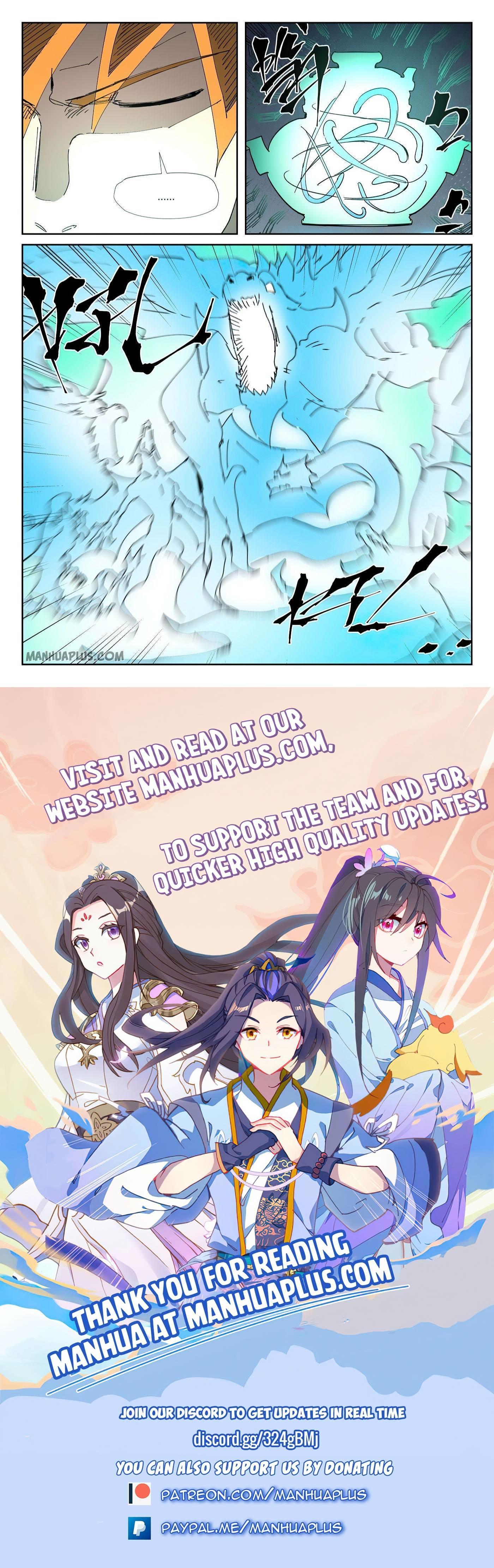 Tales Of Demons And Gods Chapter 331.5 page 10 - Mangakakalots.com