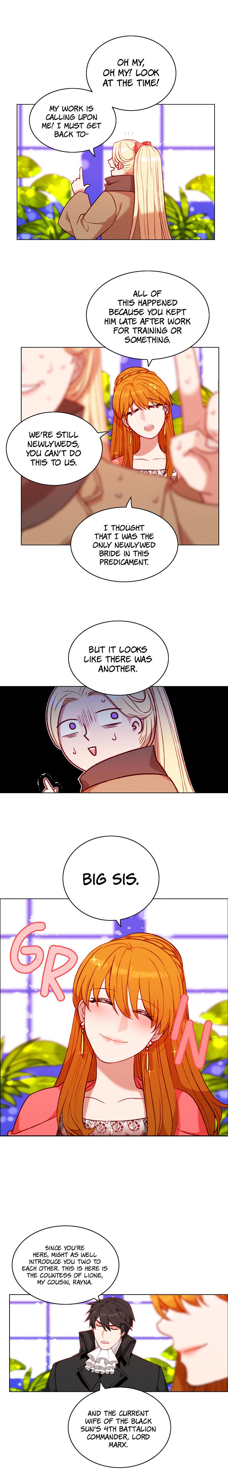 Living As The Tyrant's Older Sister Chapter 80 page 4 - Mangakakalots.com