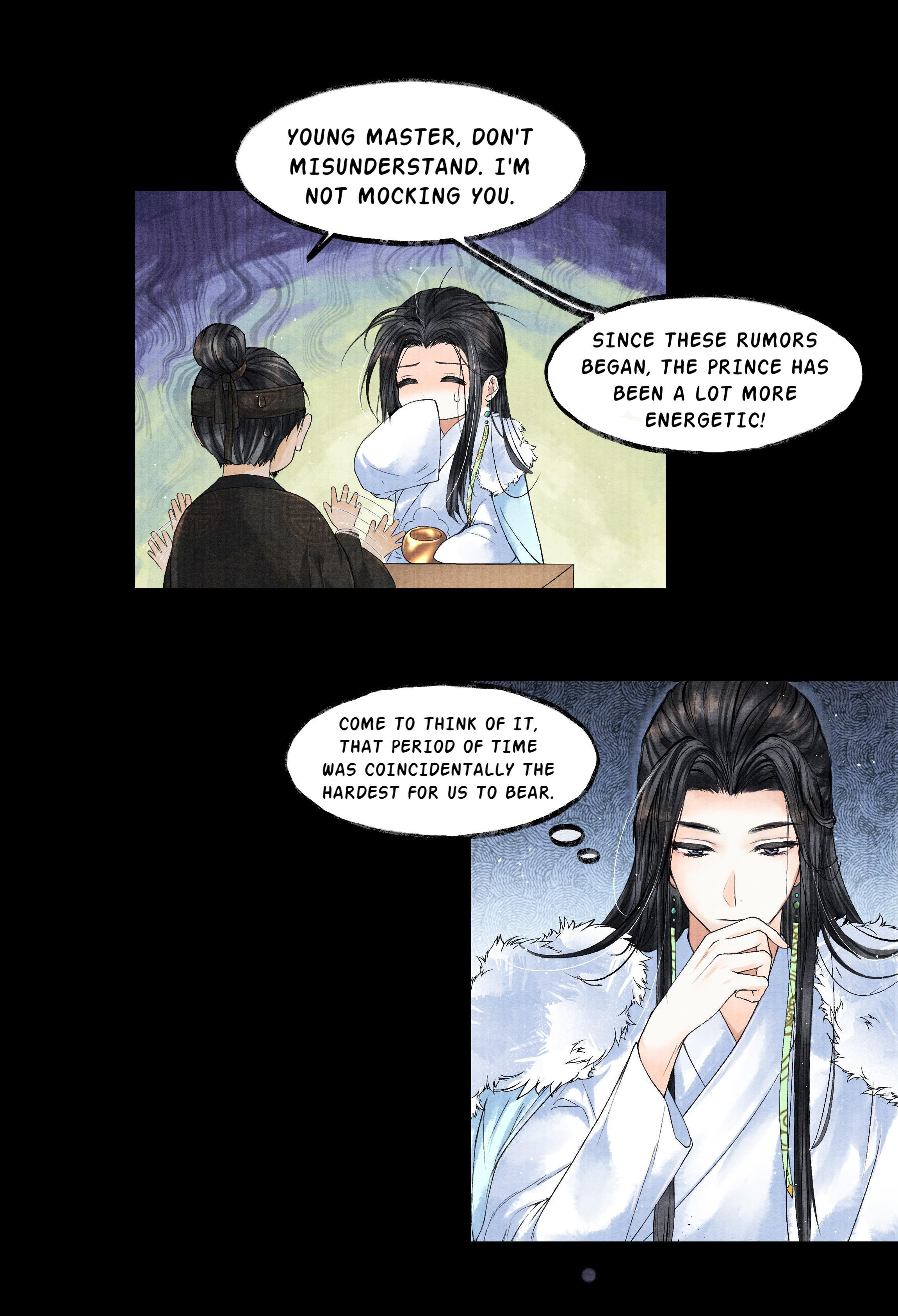 These Years In Quest Of Honour Mine Chapter 26 page 7 - Mangakakalots.com