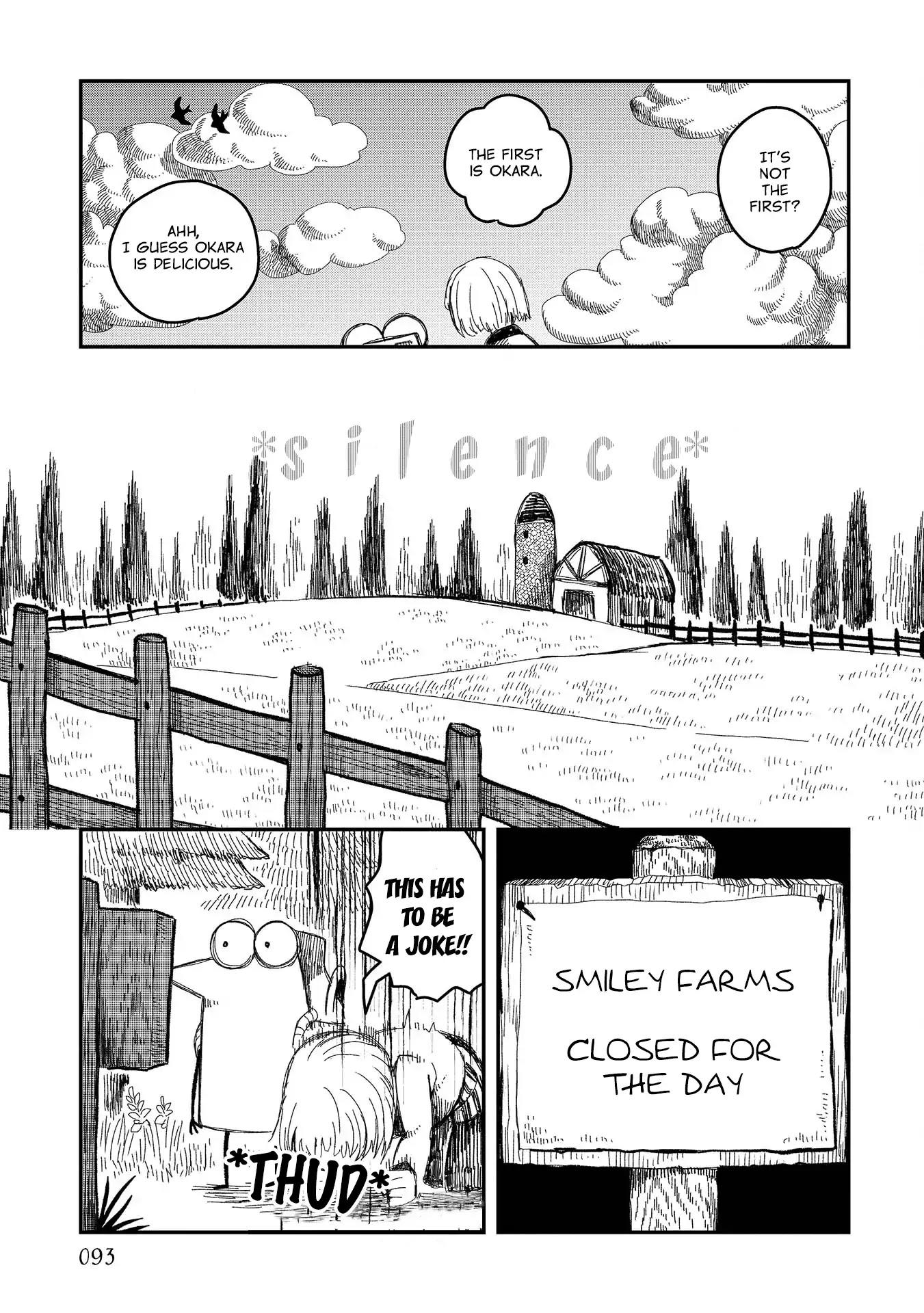 Rojica To Rakkasei Chapter 5: Cow page 3 - Mangakakalots.com