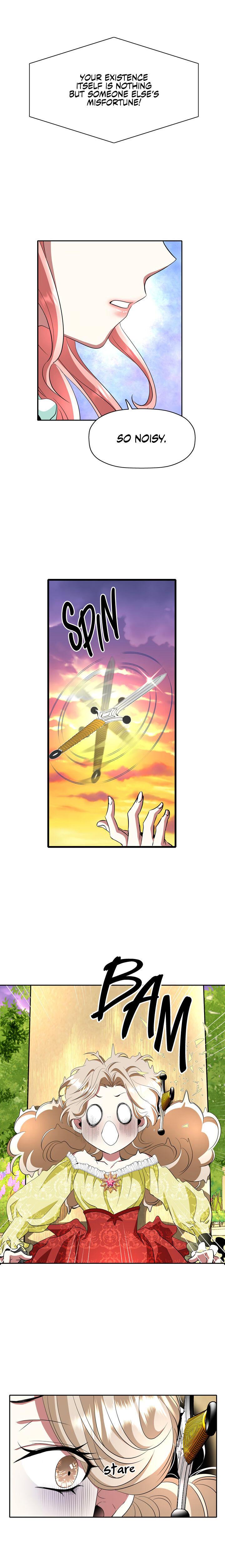 I'M A Killer But I'M Thinking Of Living As A Princess Chapter 12 page 17 - Mangakakalots.com