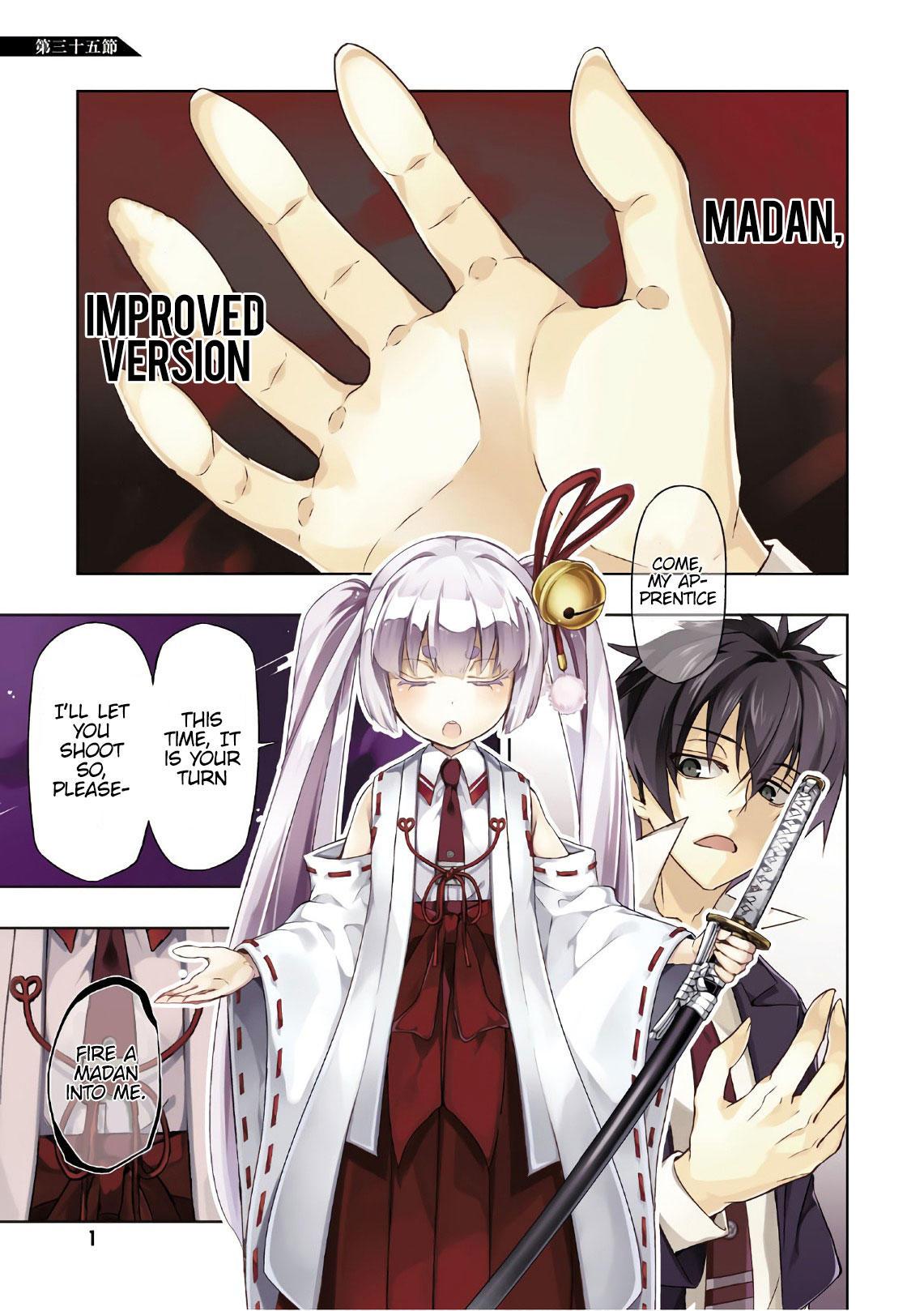 Busou Shoujo Machiavellianism Chapter 35: Sudden page 4 - Mangakakalots.com