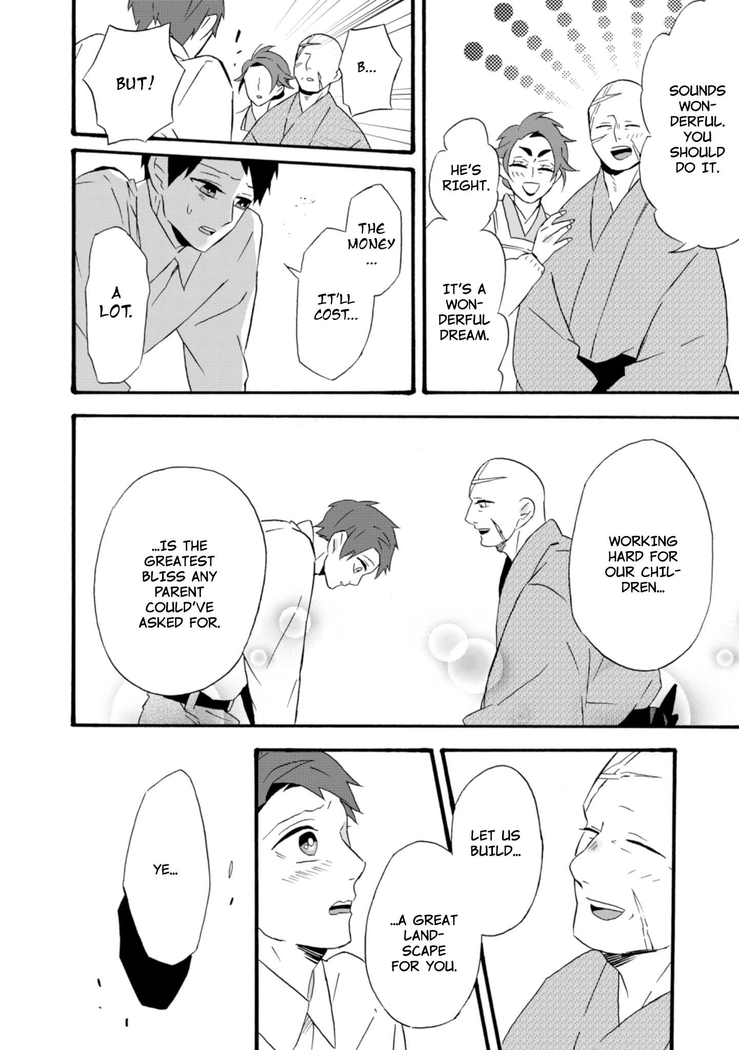 Will You Marry Me Again If You Are Reborn? Vol.4 Chapter 19: A Dream Gone Halfway page 3 - Mangakakalots.com