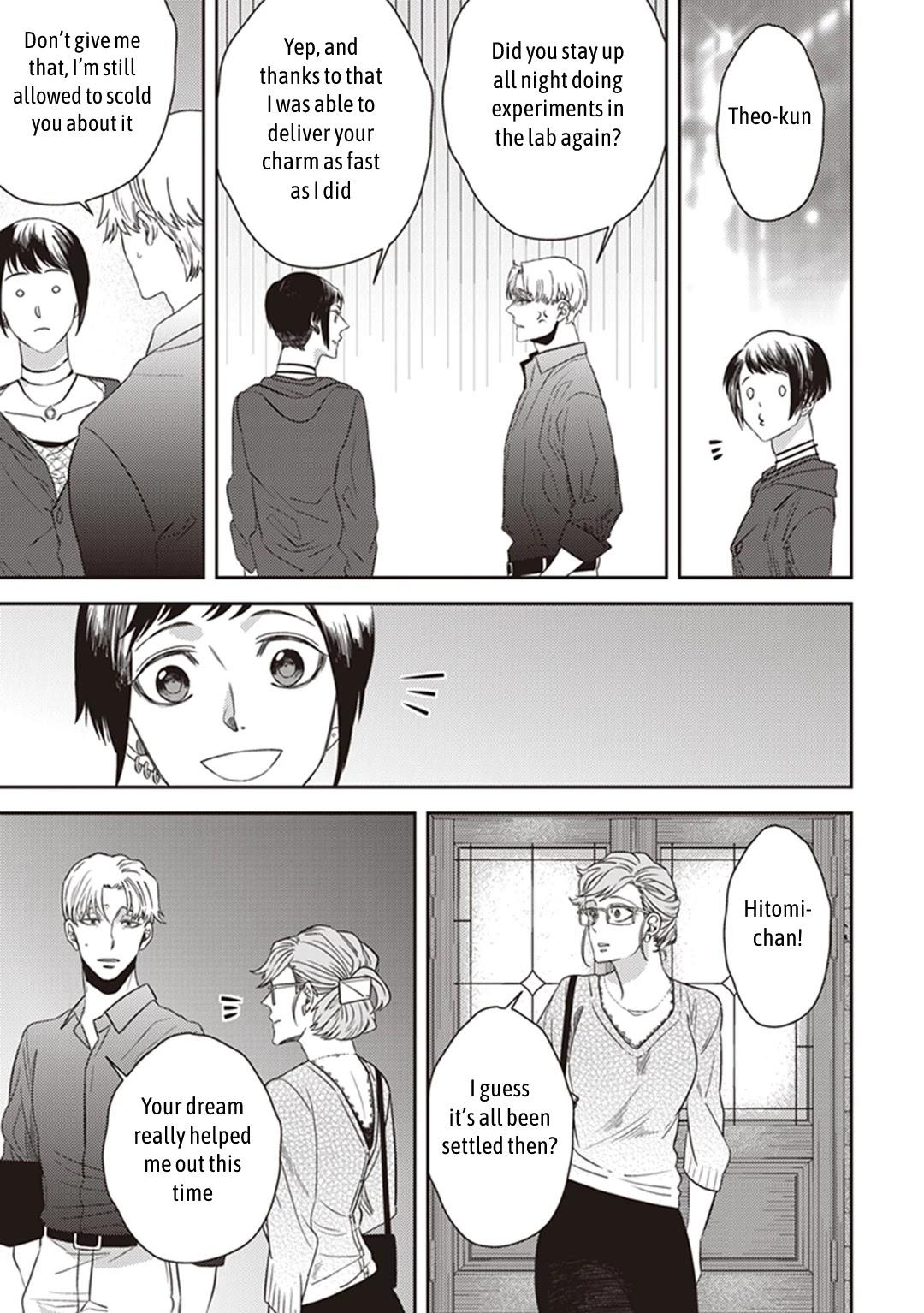 Midnight Occult Civil Servants Chapter 43: The Water God's Son-In-Law (Part 2) page 29 - Mangakakalots.com