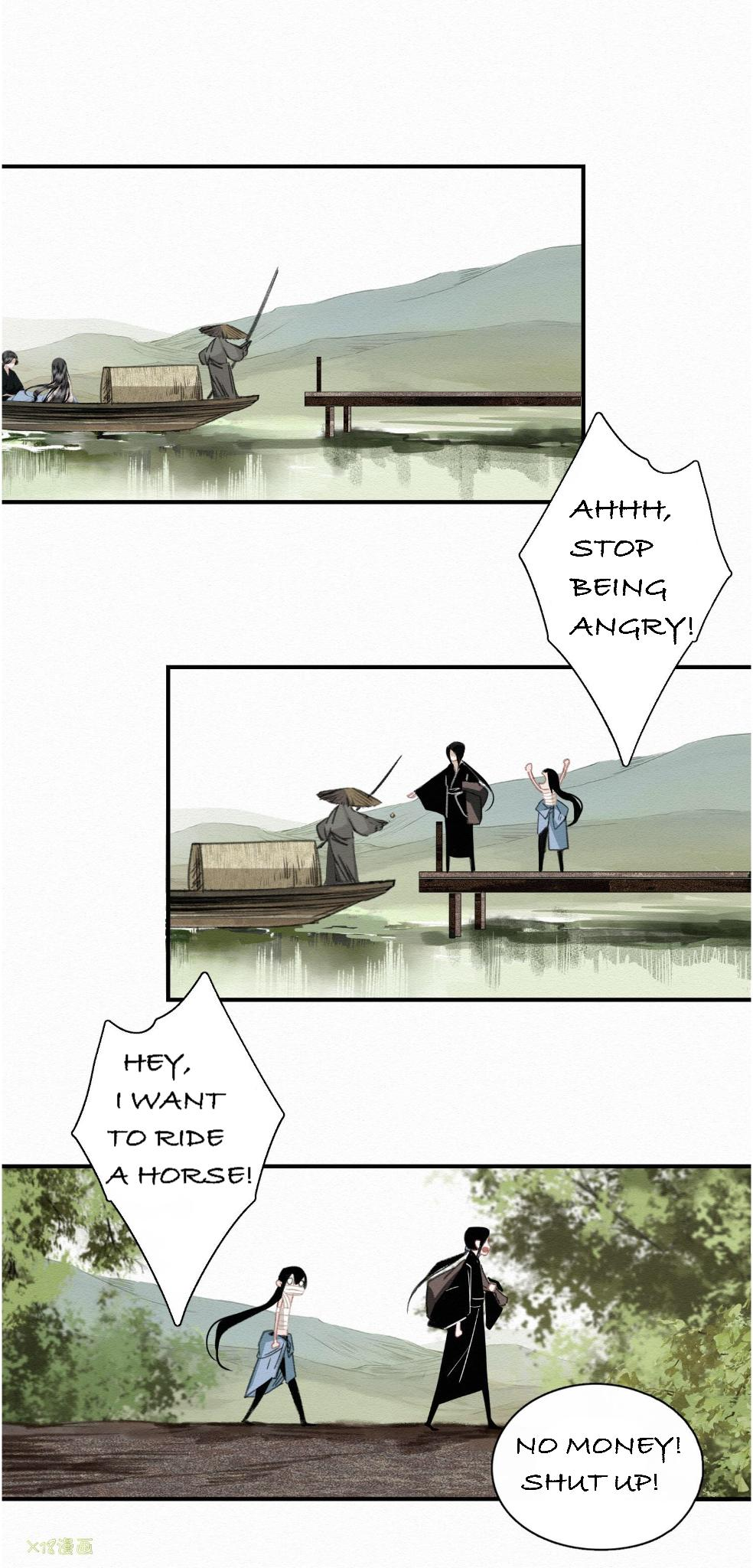 I Accidentally Saved The Jianghu'S Enemy Chapter 9 page 4 - Mangakakalots.com