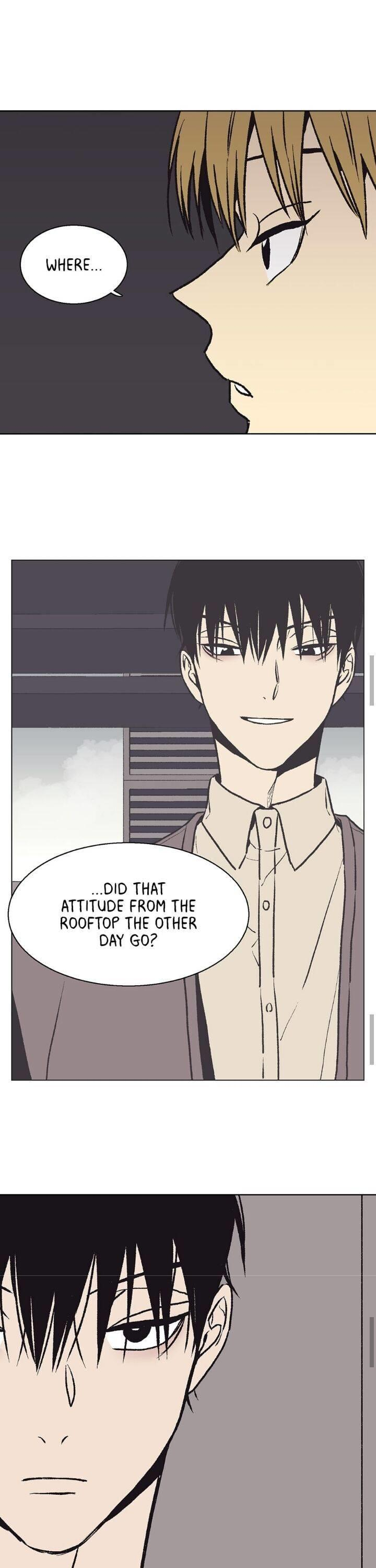 The Spooky Love Tale Of Gongchan Seol Chapter 51 page 11 - Mangakakalots.com