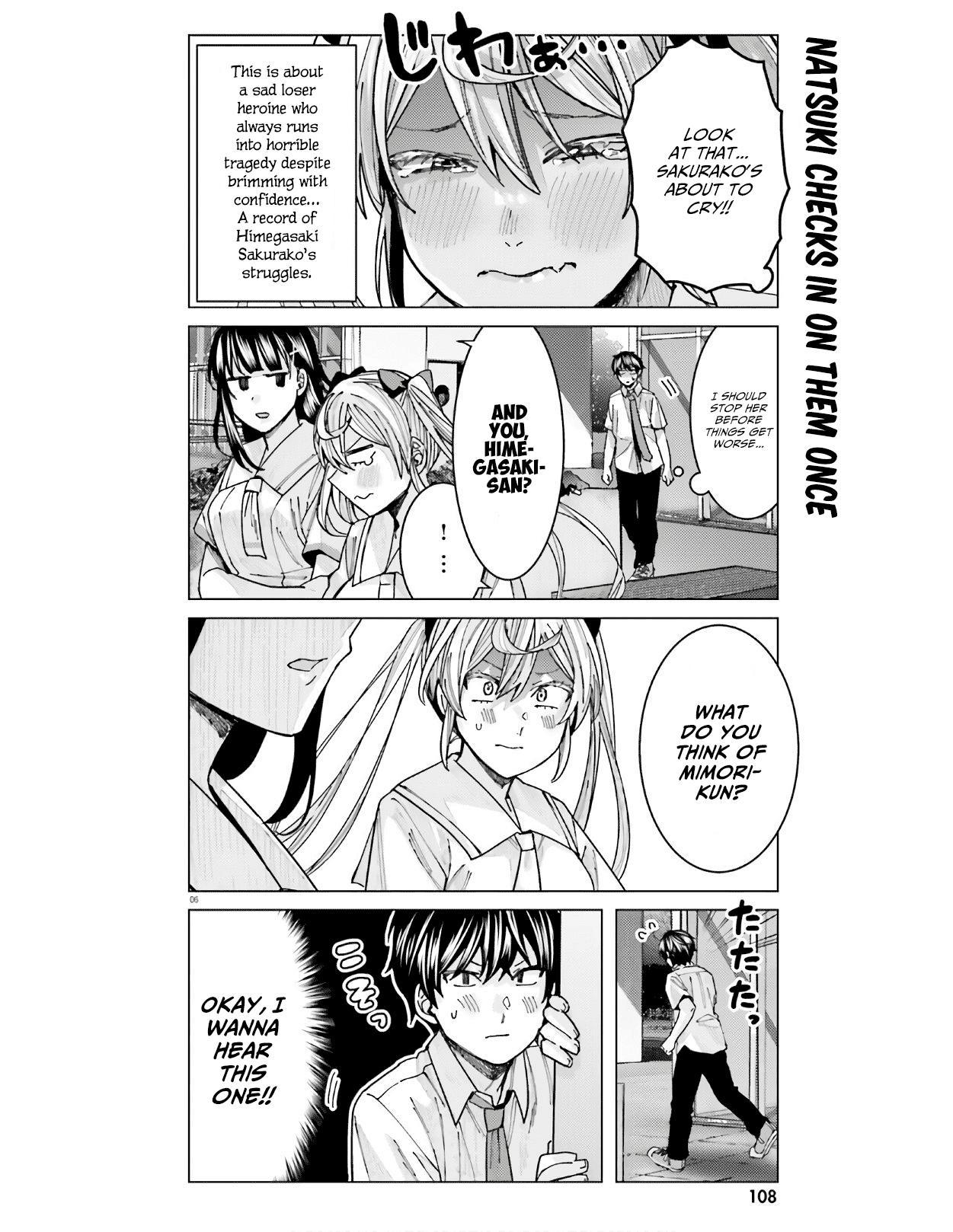 Himegasaki Sakurako Wa Kyoumo Fubin Kawaii! Chapter 12 page 6 - Mangakakalots.com