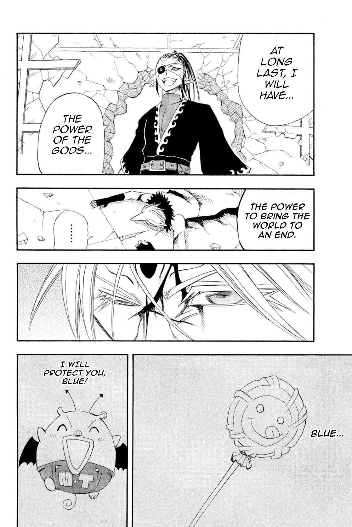 Buster Keel! Chapter 39: Feast Of God (Part 4) page 29 - Mangakakalots.com