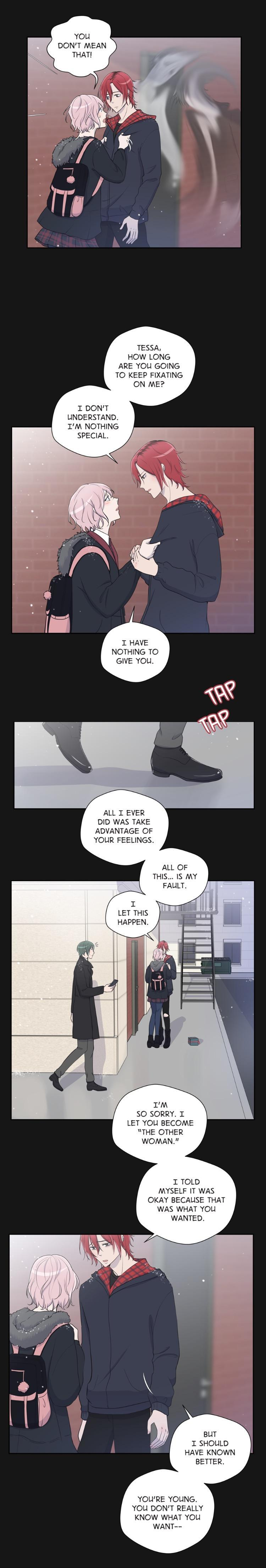 Comedown Machine Chapter 29 page 7 - Mangakakalots.com