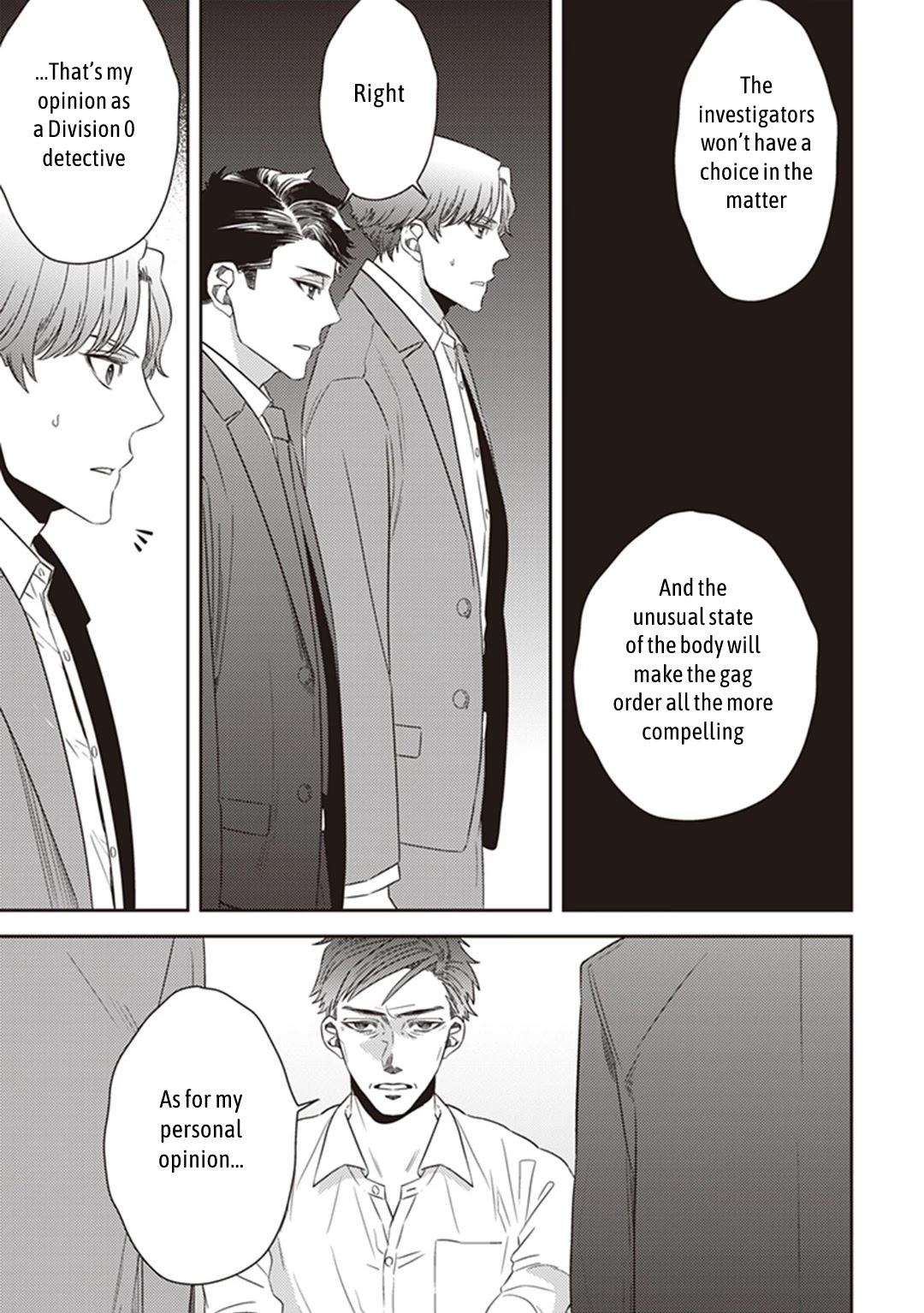 Midnight Occult Civil Servants Chapter 38: Becoming A Demon (Part 4) page 39 - Mangakakalots.com