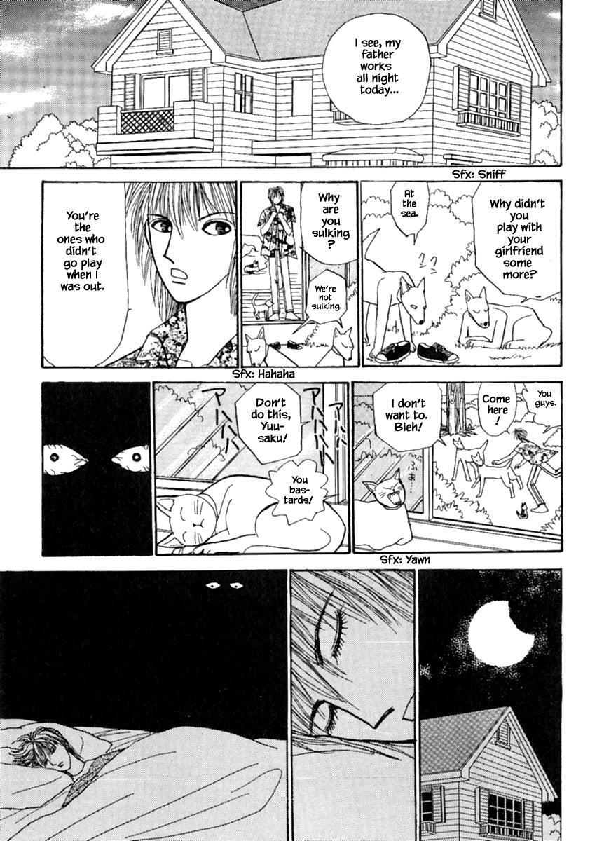 Shi To Kanojo To Boku Chapter 12.1 page 35 - Mangakakalots.com