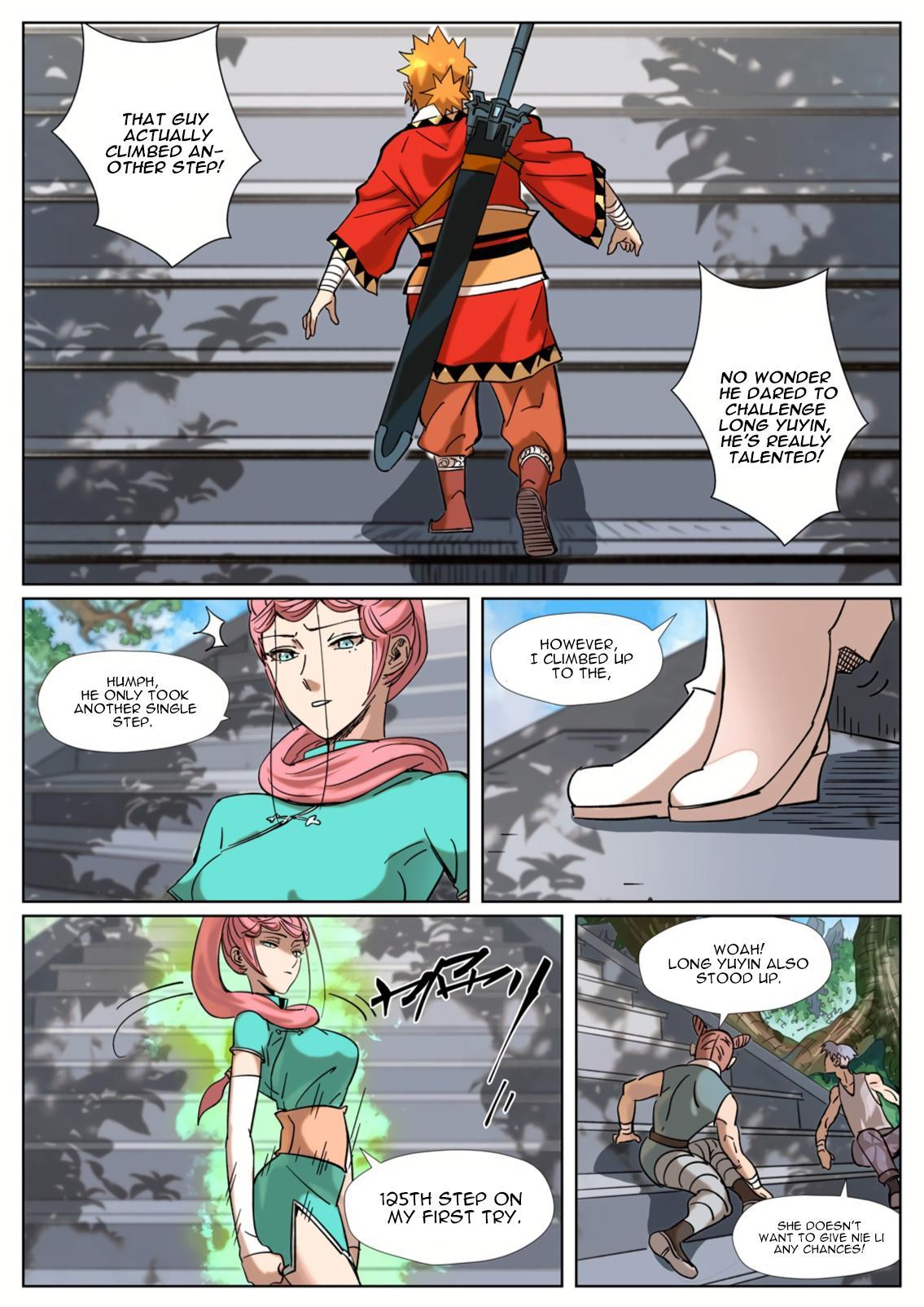 Tales Of Demons And Gods Chapter 314.1 page 8 - Mangakakalots.com