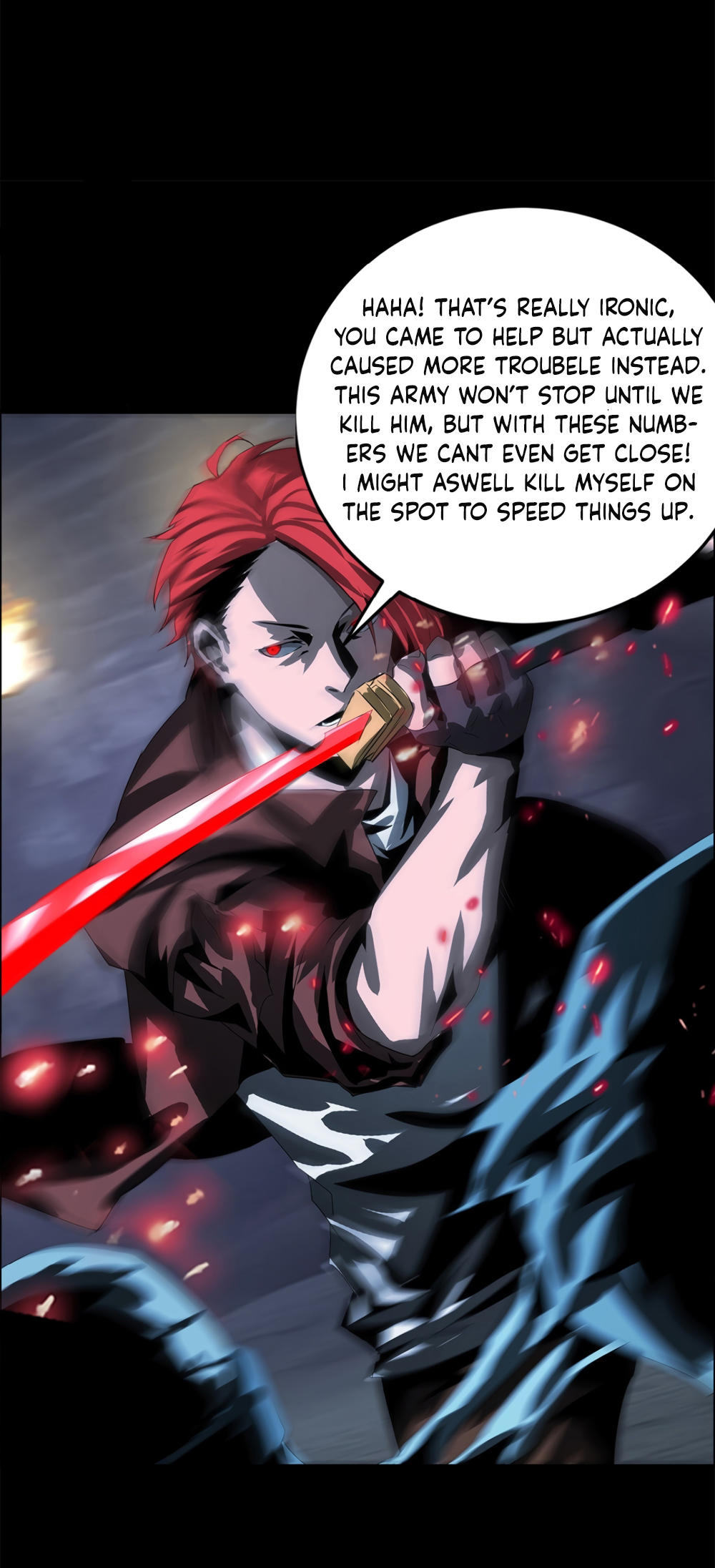 The Blade Of Evolution-Walking Alone In The Dungeon Chapter 37 page 51 - Mangakakalots.com
