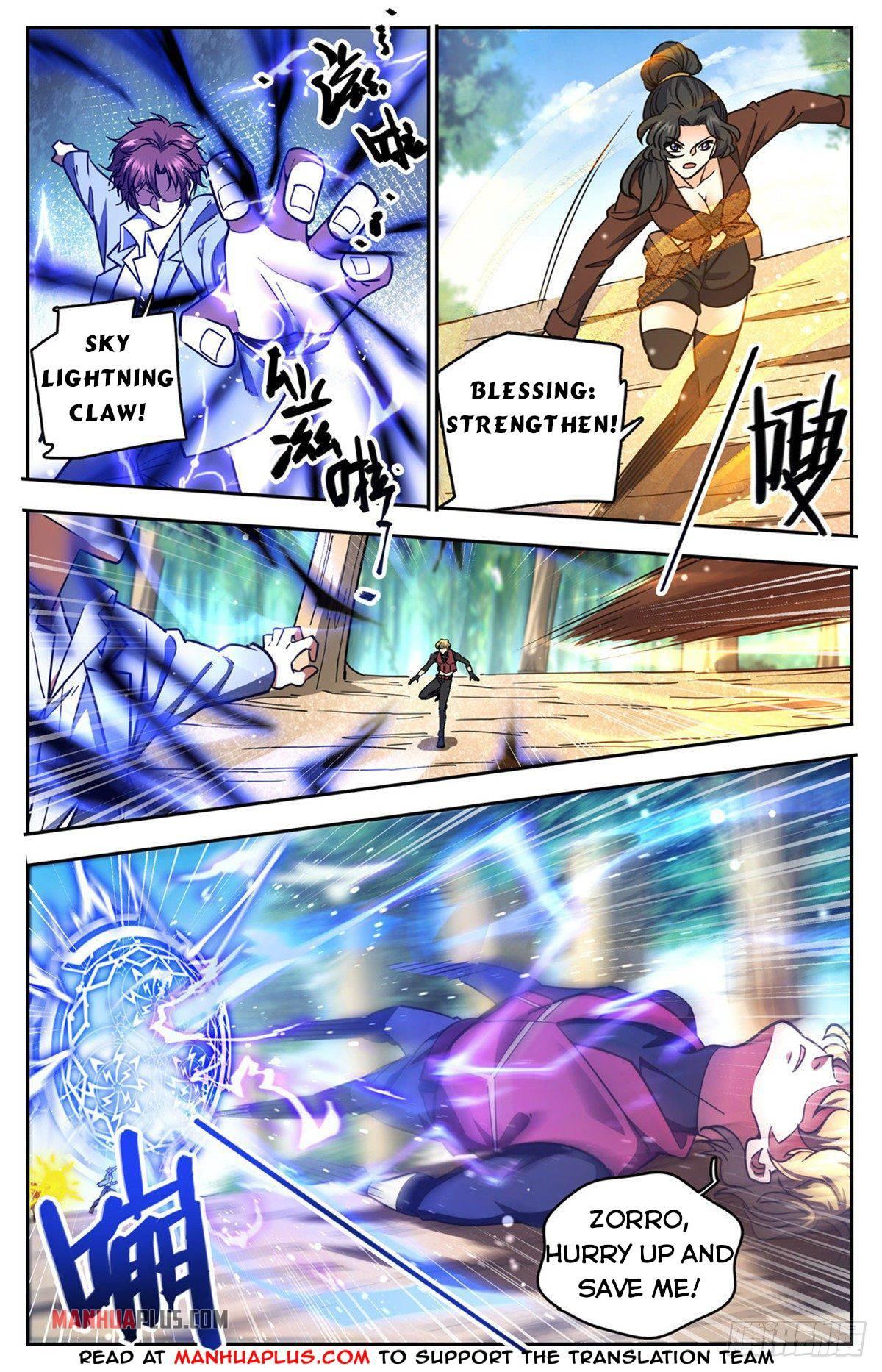 Versatile Mage Chapter 731 page 5 - Mangakakalots.com