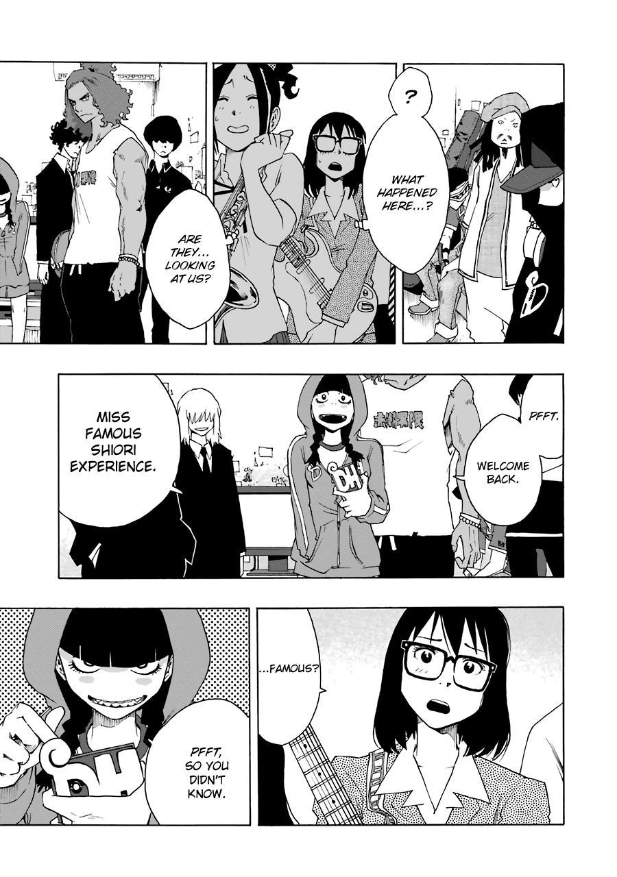 Shiori Experience - Jimi Na Watashi To Hen Na Oji-San Chapter 53: Top News~ page 10 - Mangakakalots.com